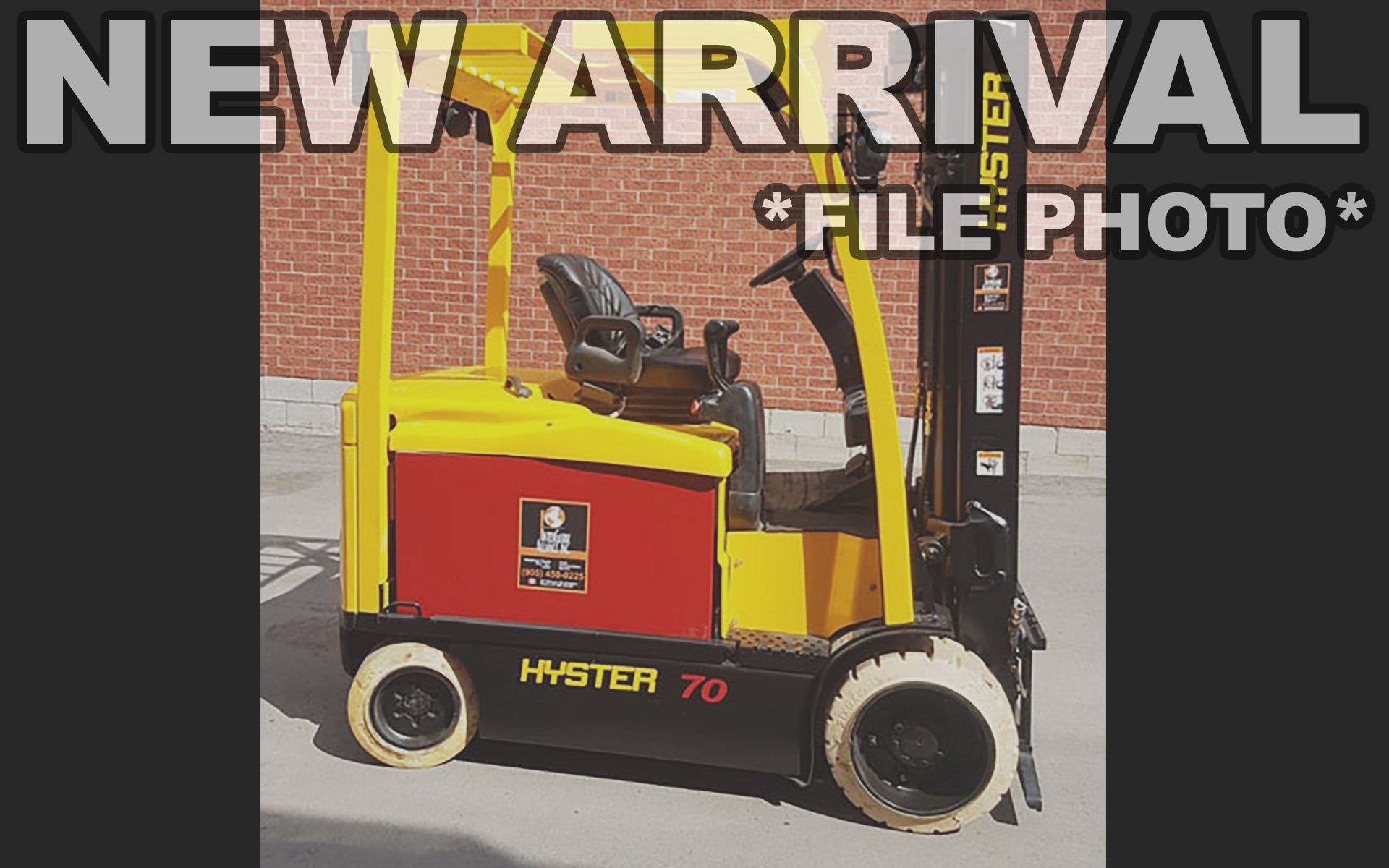 Used 2015 HYSTER E70XN  | Cary, IL