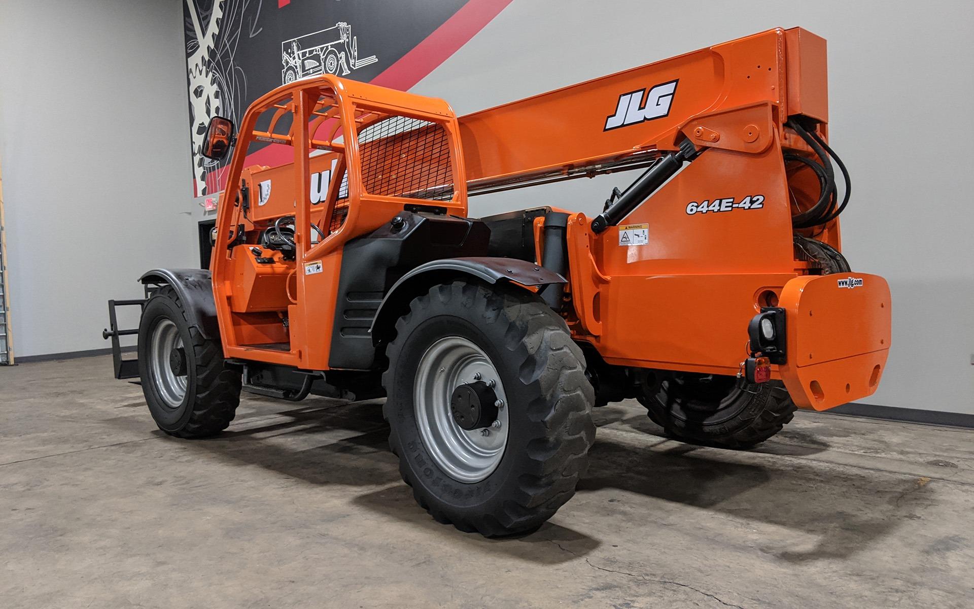 Used 2008 LULL 644E-42  | Cary, IL