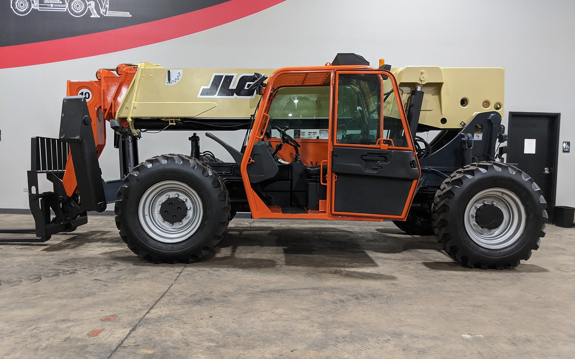Used 2011 JLG G10-55A  | Cary, IL