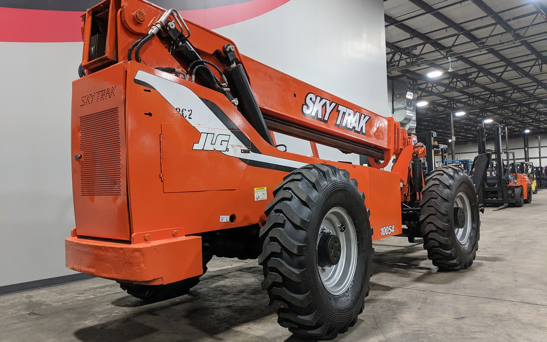 Used 2007 SKYTRAK 10054  | Cary, IL