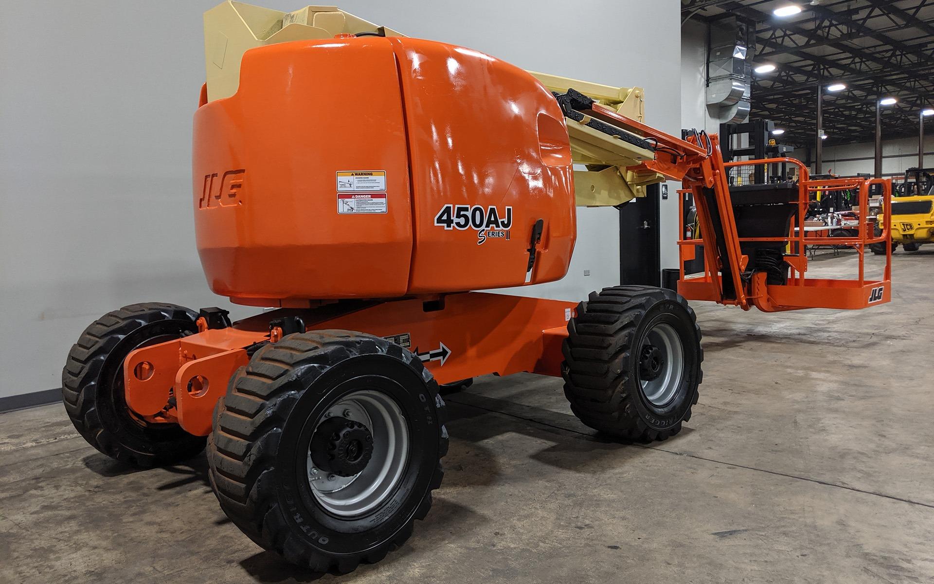 Used 2006 JLG 450AJ  | Cary, IL