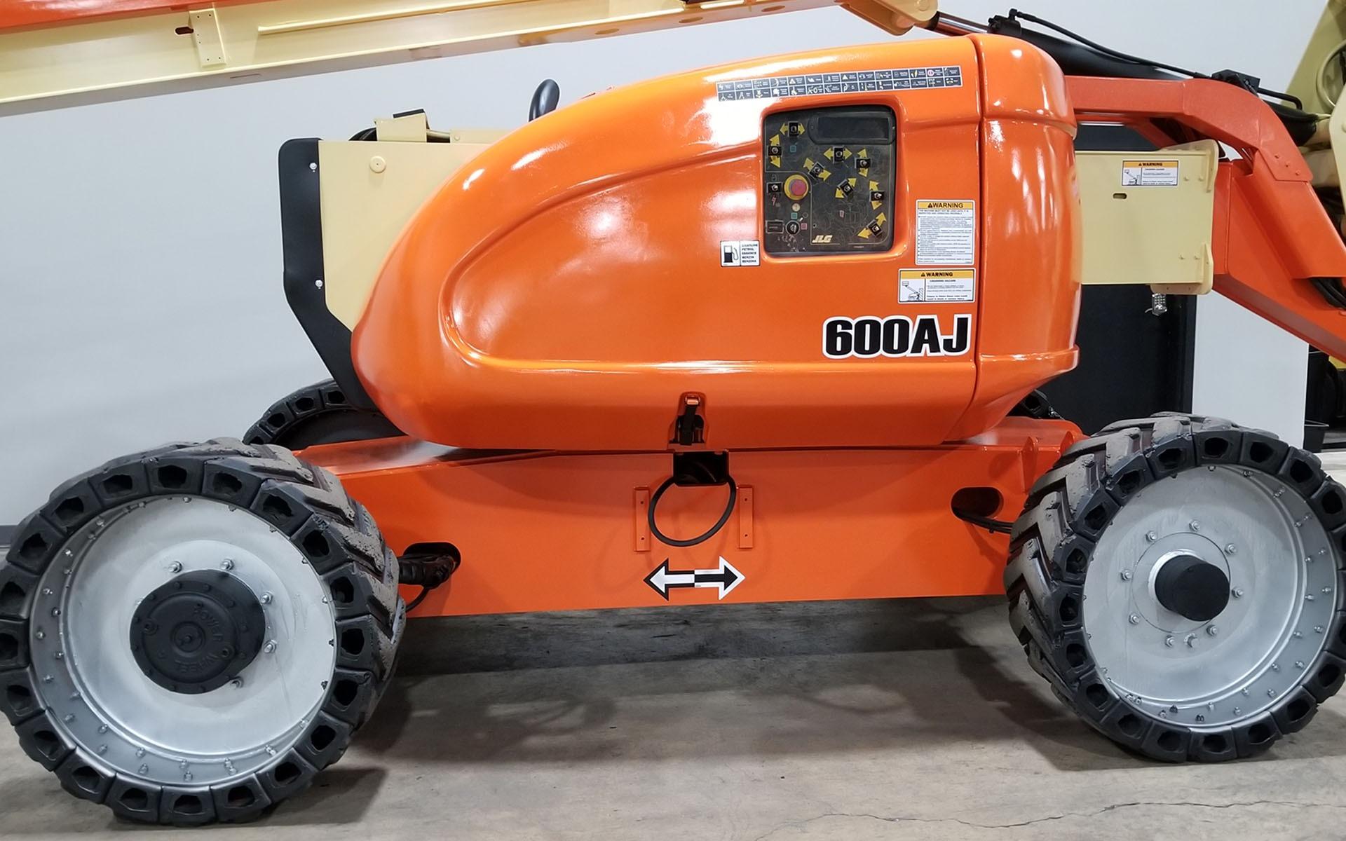 Used 2002 JLG 600AJN  | Cary, IL