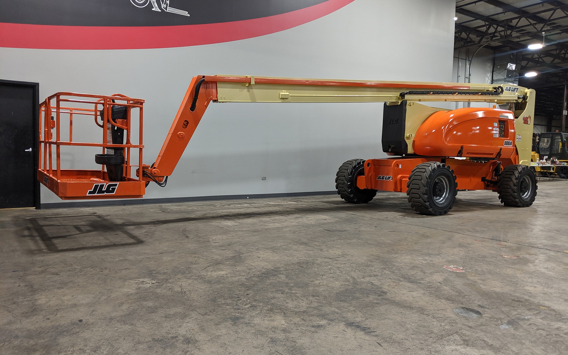 Used 2000 JLG 800A  | Cary, IL