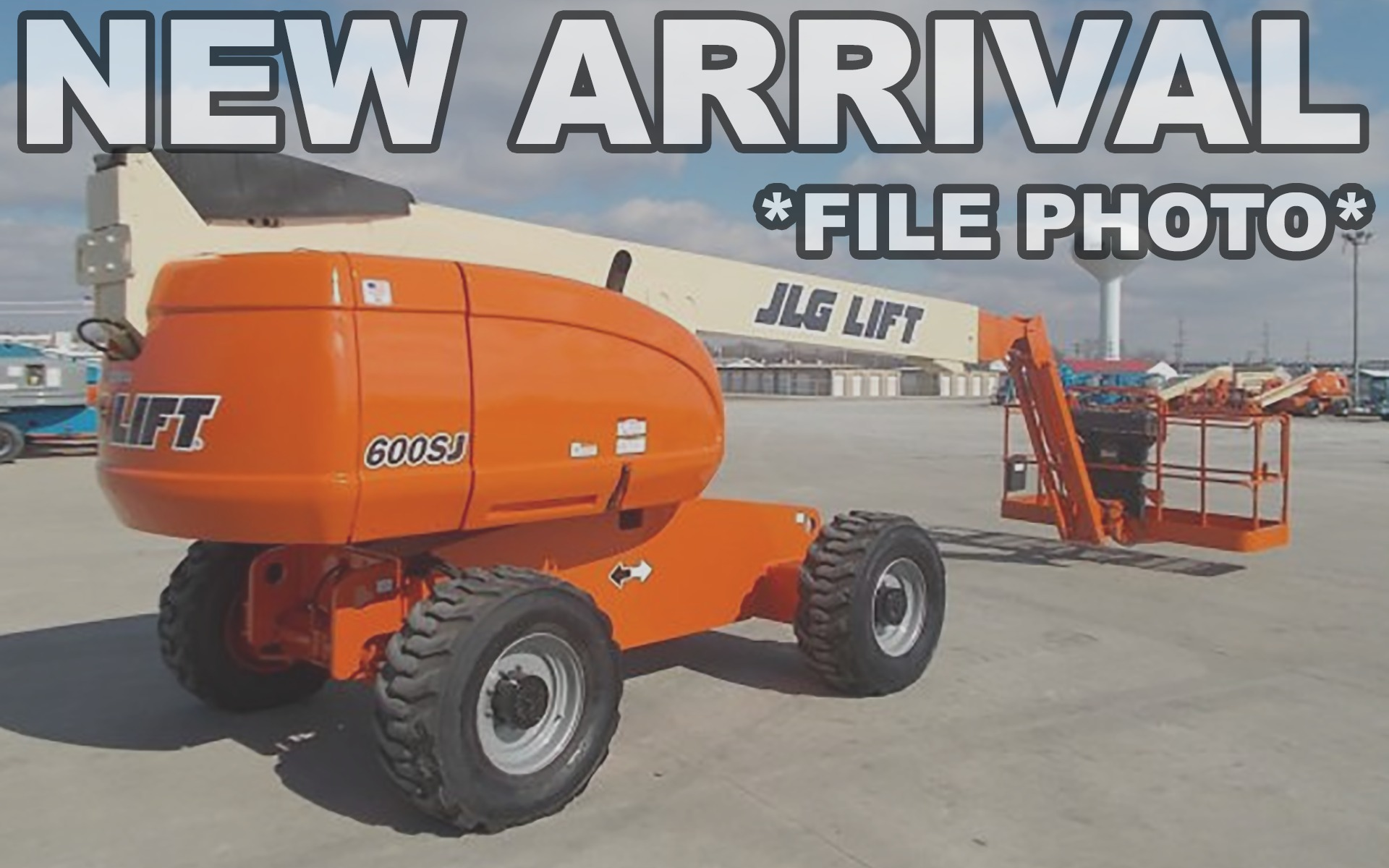 Used 2004 JLG 660SJ  | Cary, IL