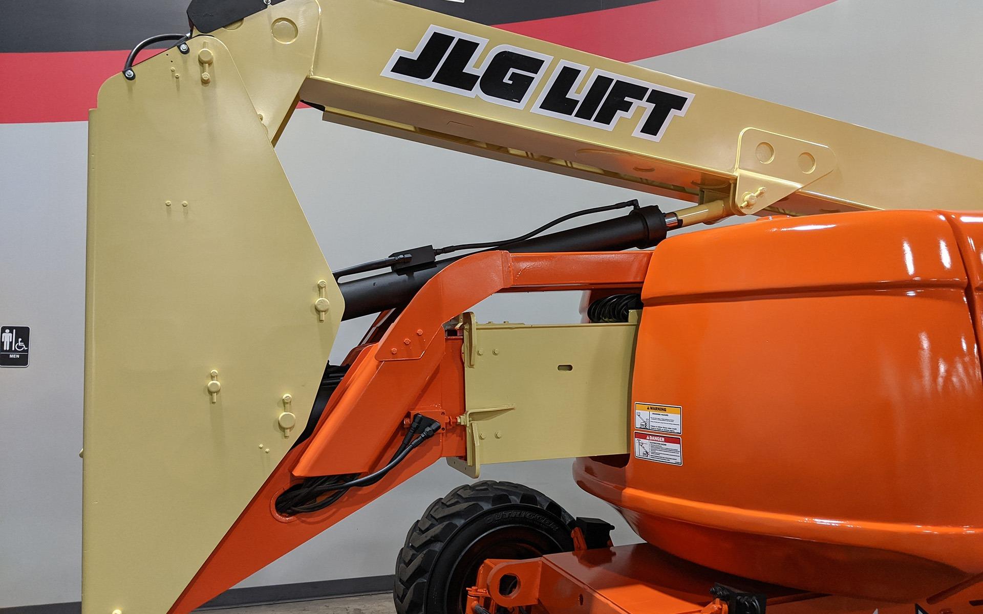 Used 2003 JLG 600AJ  | Cary, IL
