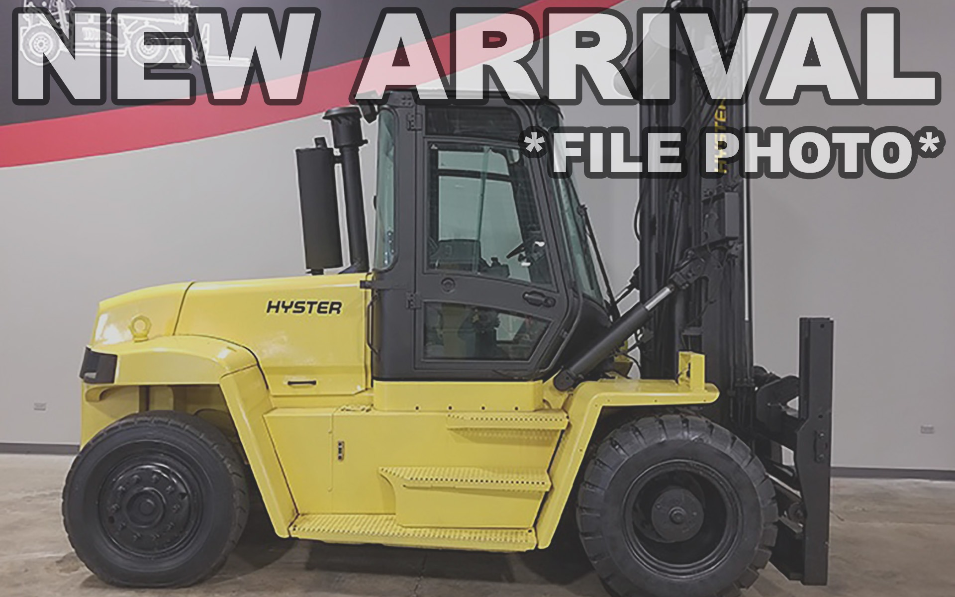 Used 2009 HYSTER H300HD  | Cary, IL