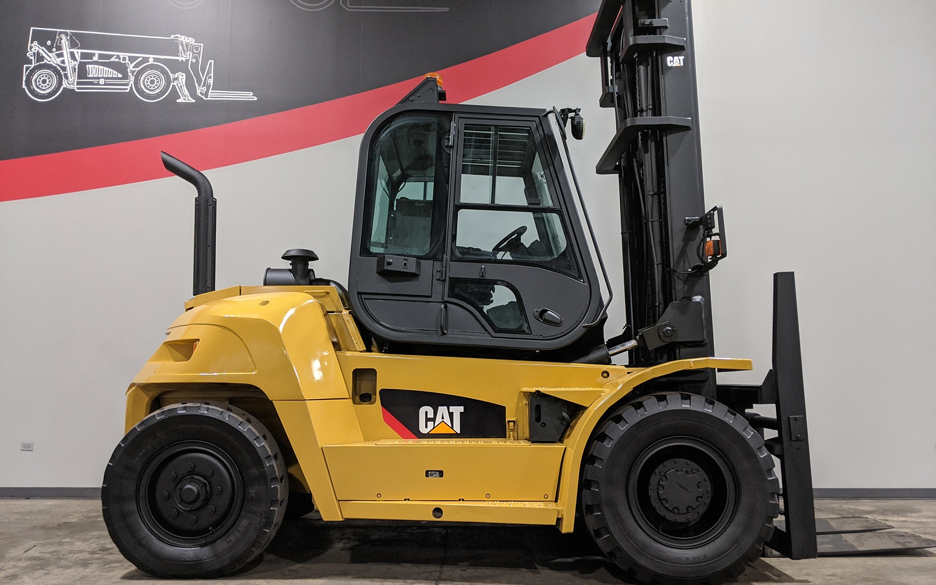 Used 2009 CATERPILLAR P17500  | Cary, IL