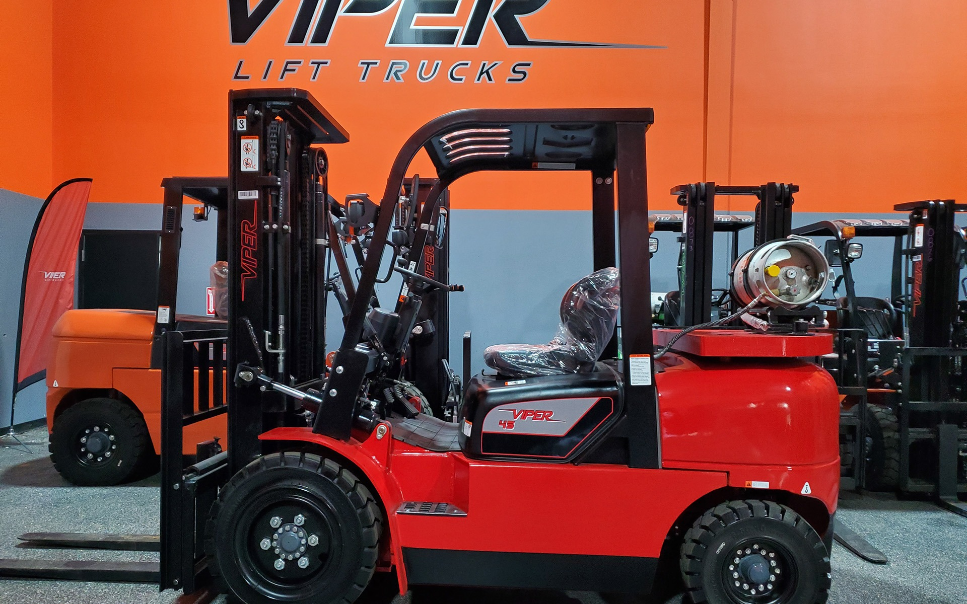 New 2020 VIPER FY45  | Cary, IL