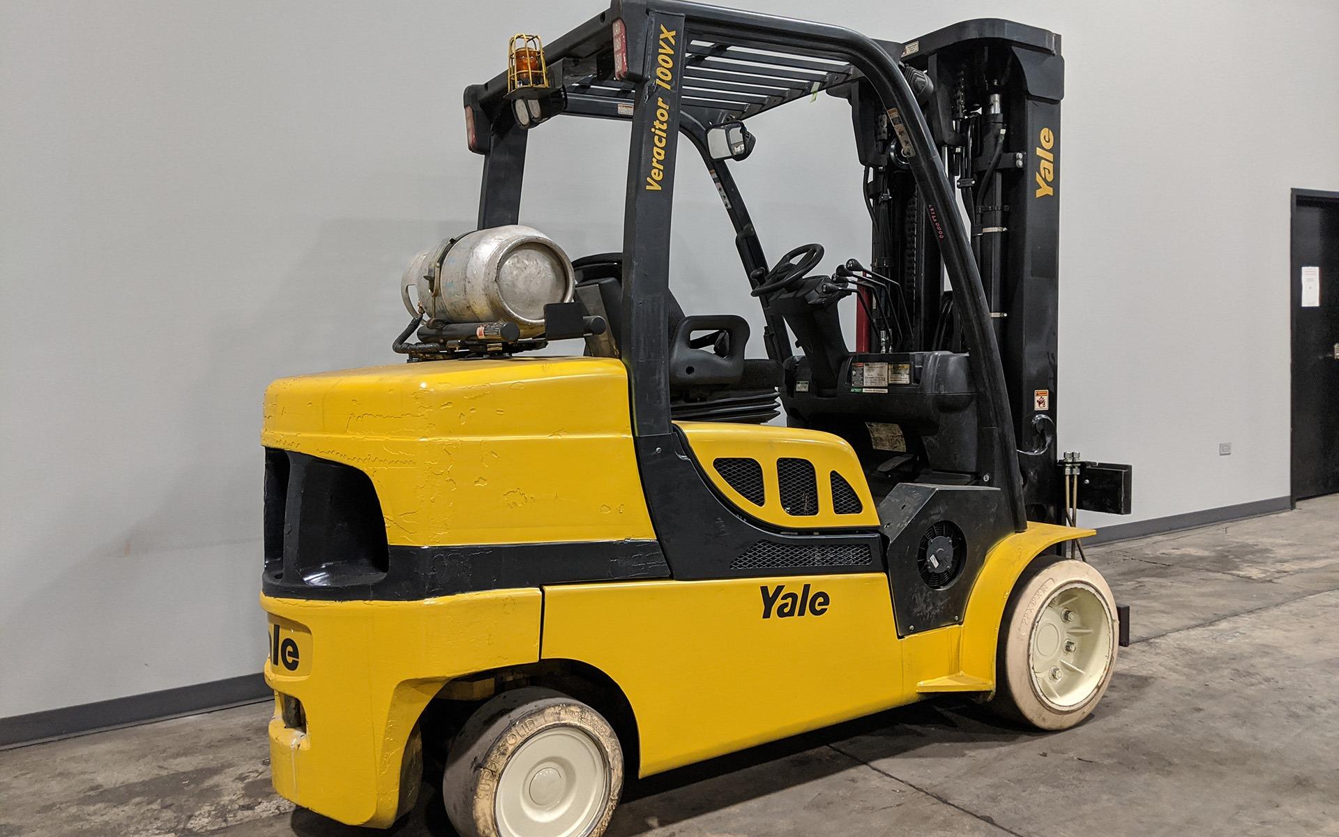 Used 2017 YALE GLC100VX  | Cary, IL