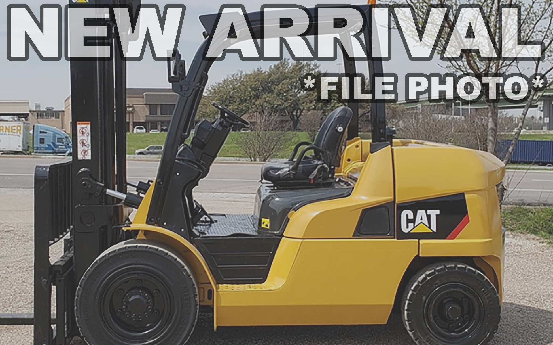 Used 2016 CATERPILLAR DP45  | Cary, IL