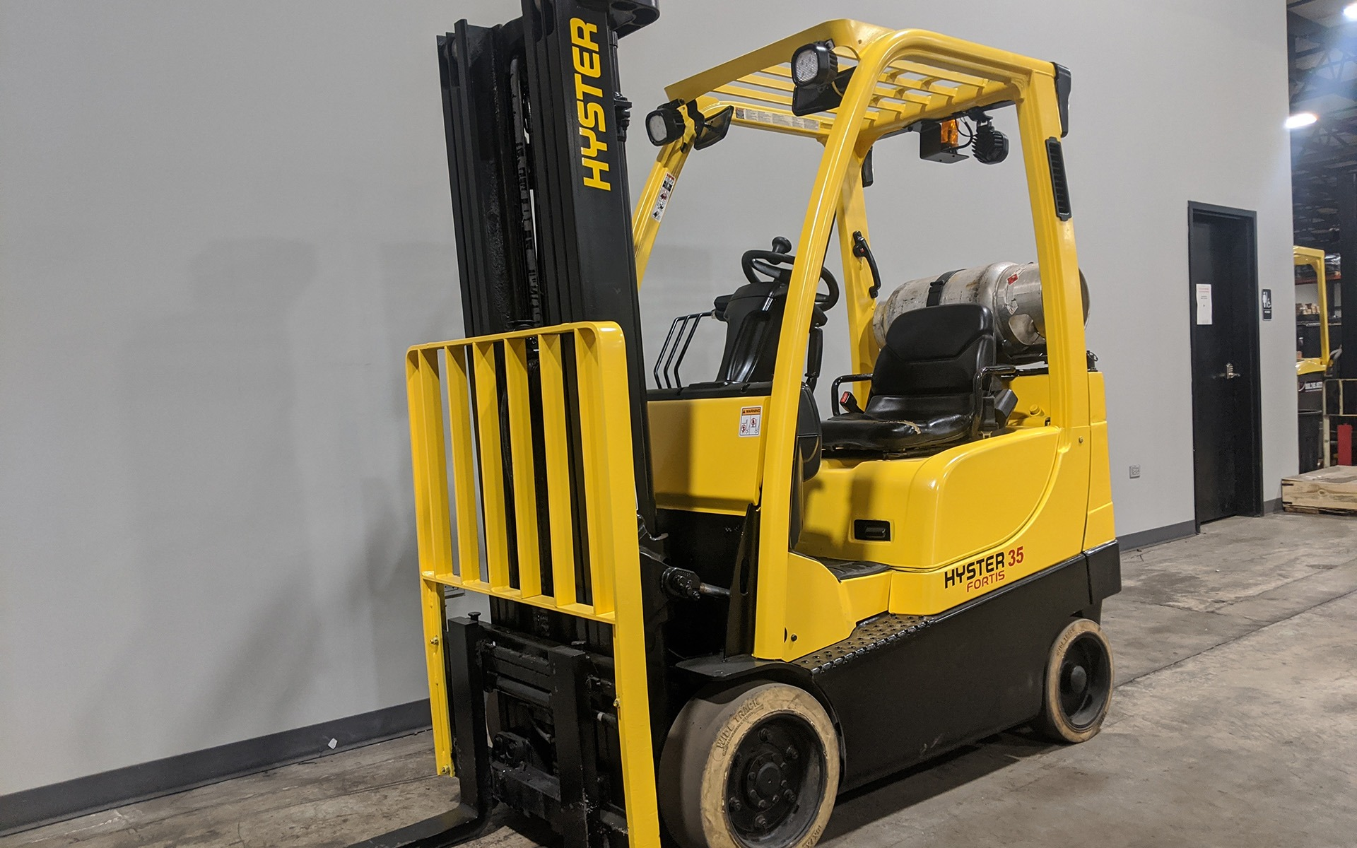 Used 2008 HYSTER S35FT    Cary, IL