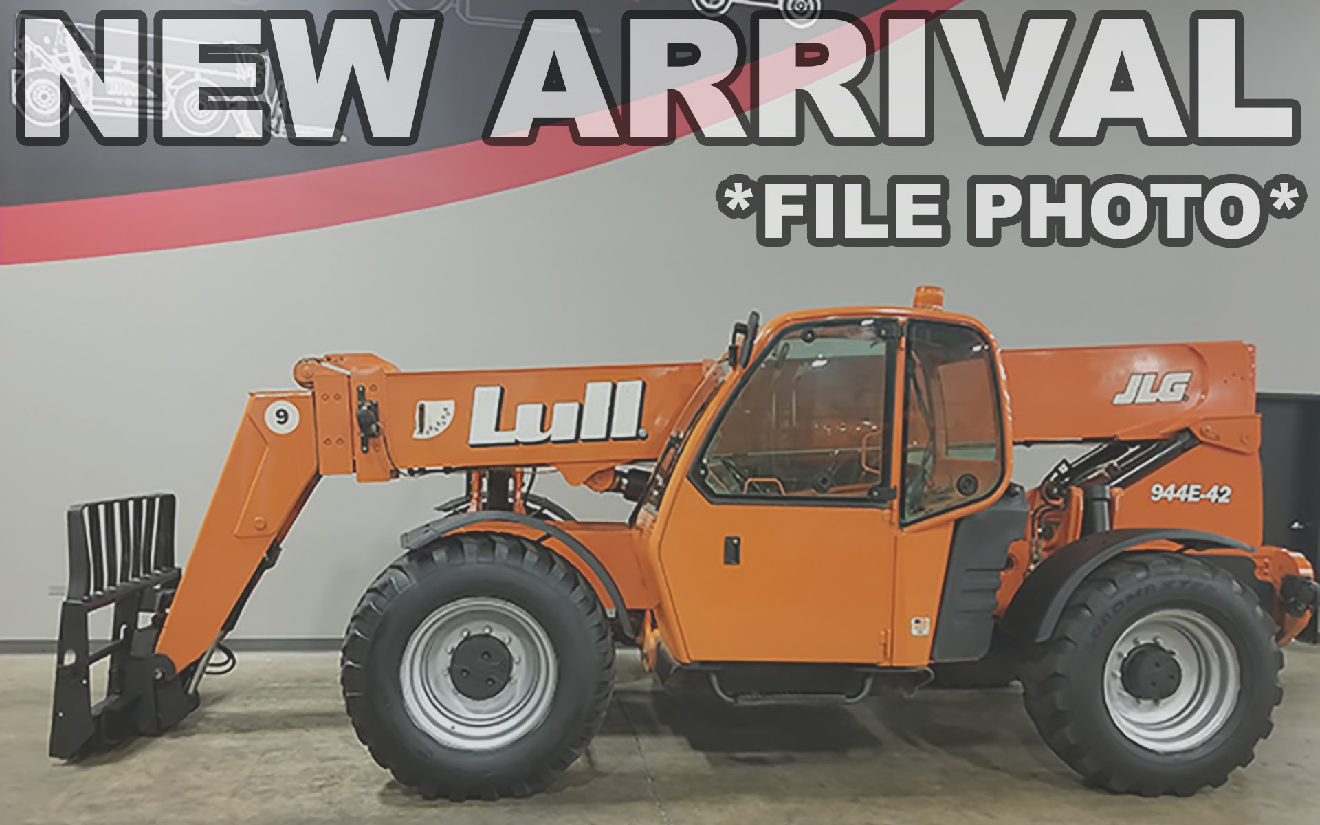Used 2007 LULL 944E-42  | Cary, IL