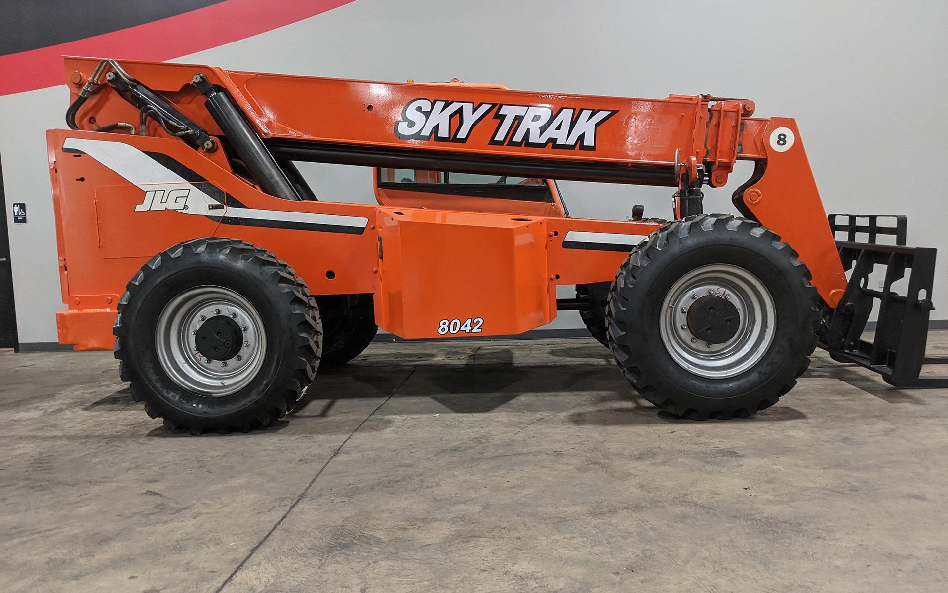 Used 2007 SKYTRAK 8042    Cary, IL