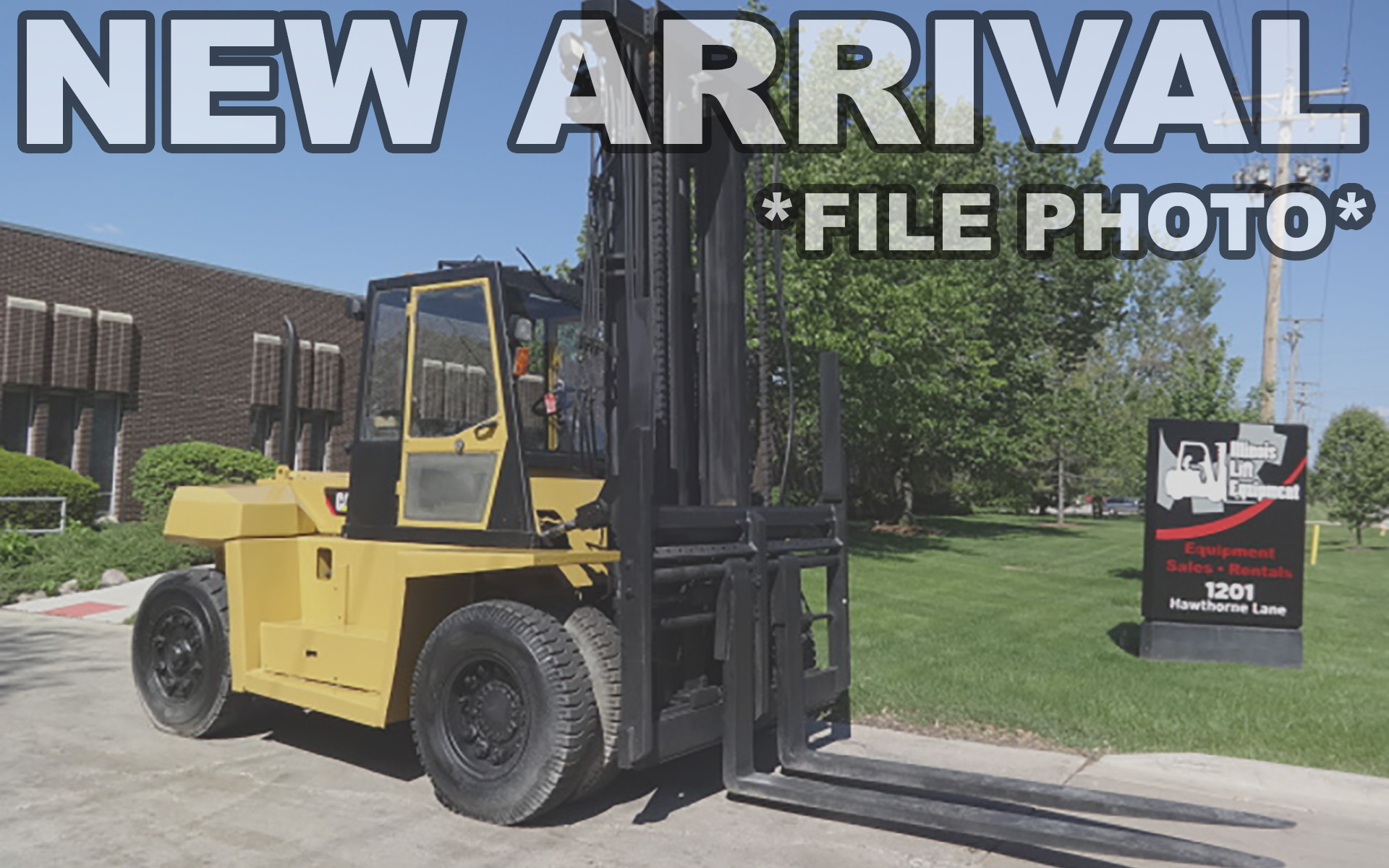 Used 2005 CATERPILLAR DP100  | Cary, IL