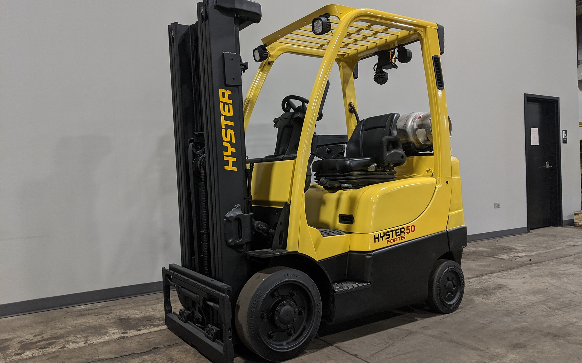 Used 2012 HYSTER S50FT    Cary, IL