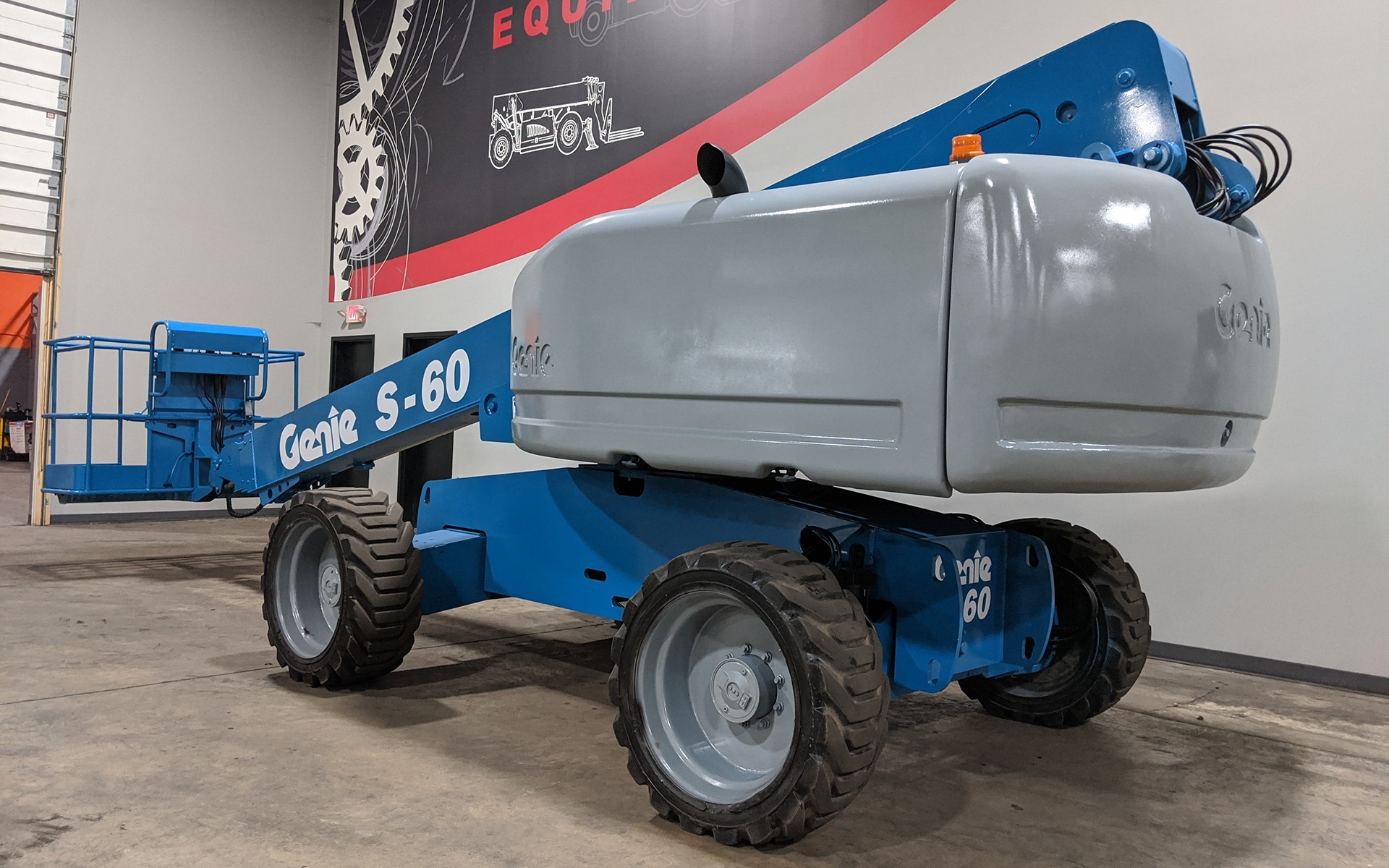 Used 2005 GENIE S60  | Cary, IL