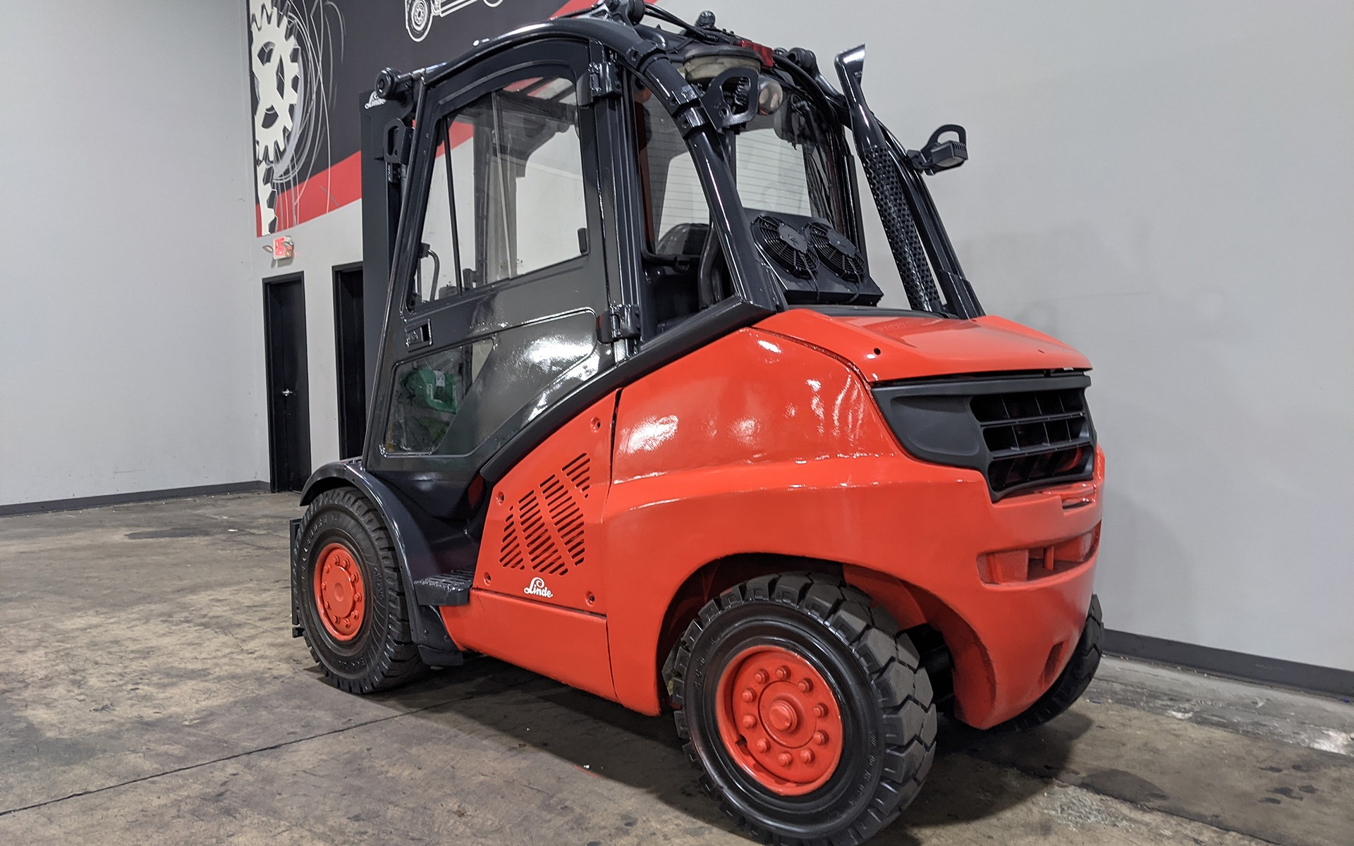 Used 2011 LINDE H50D  | Cary, IL