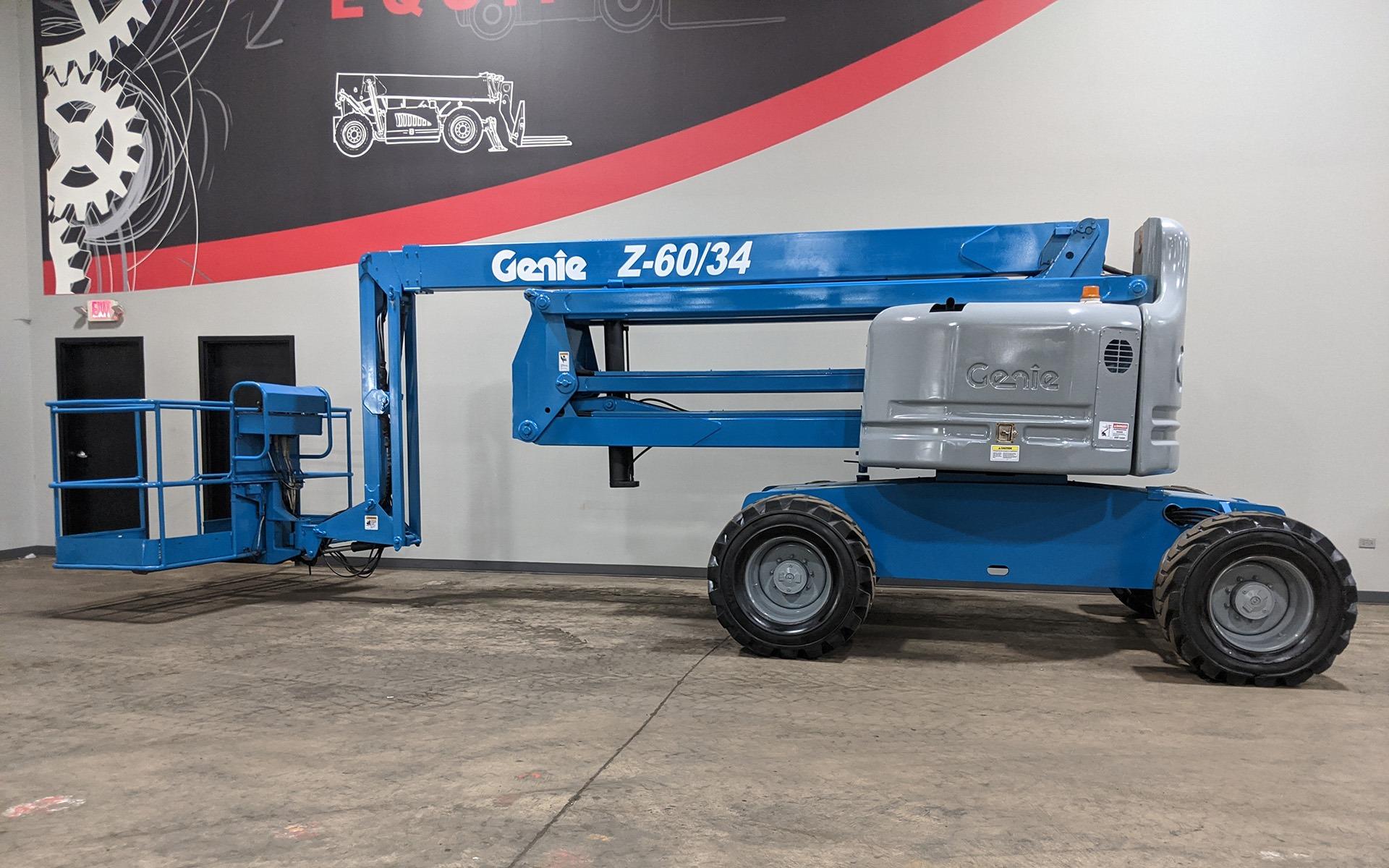 Used 2007 GENIE Z60/34  | Cary, IL