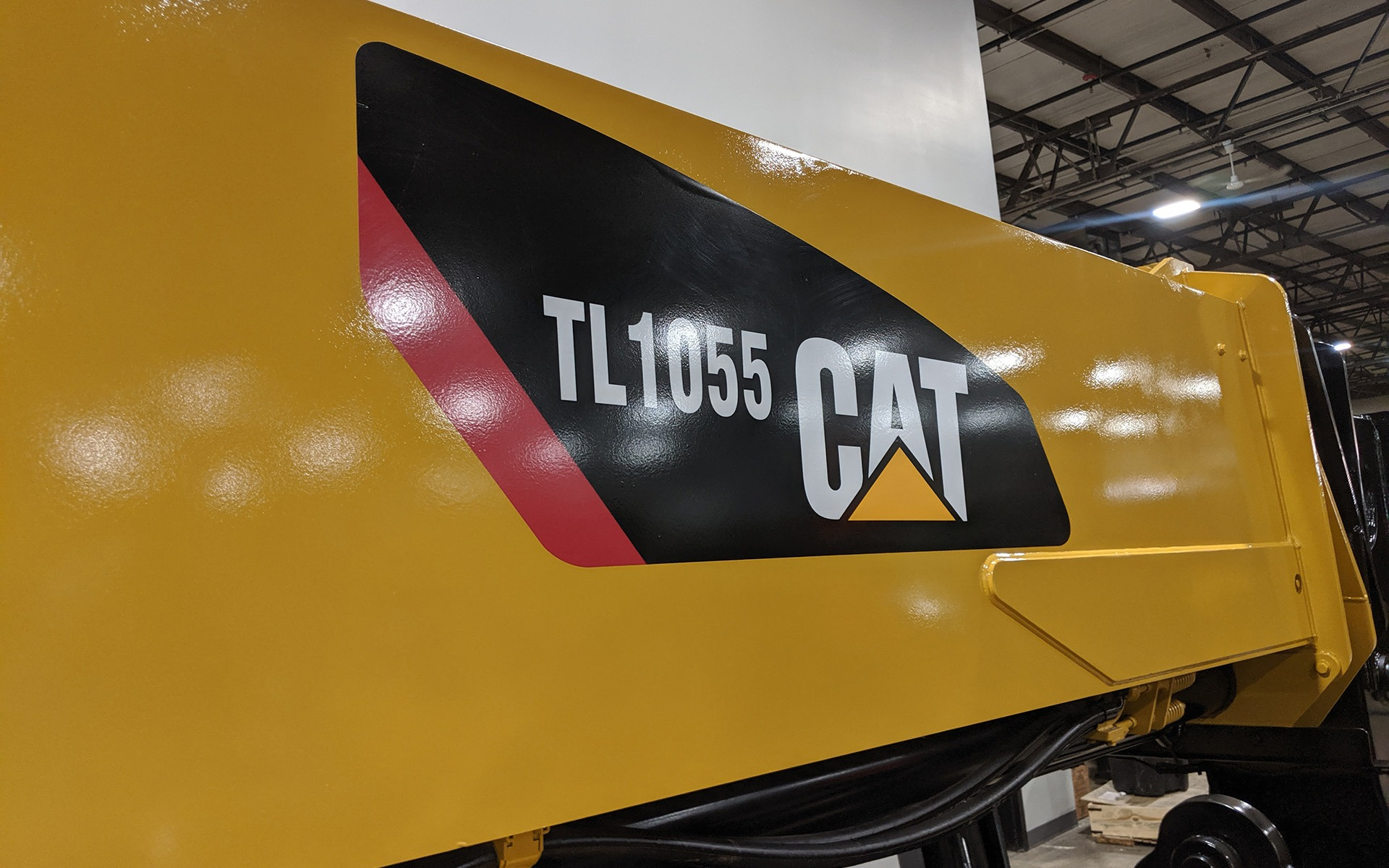 Used 2012 CATERPILLAR TL1055C  | Cary, IL