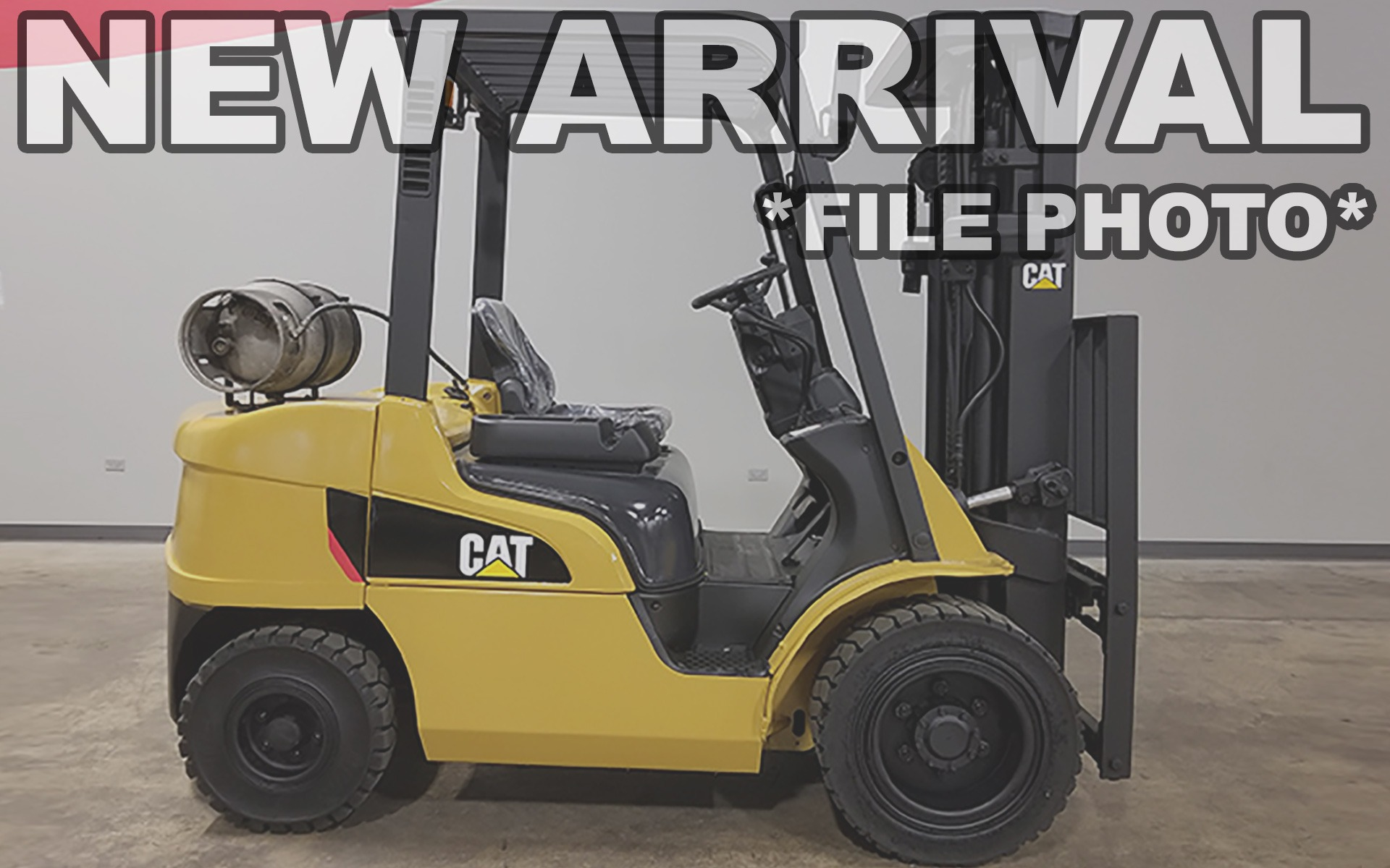 Used 2016 CATERPILLAR GP30  | Cary, IL