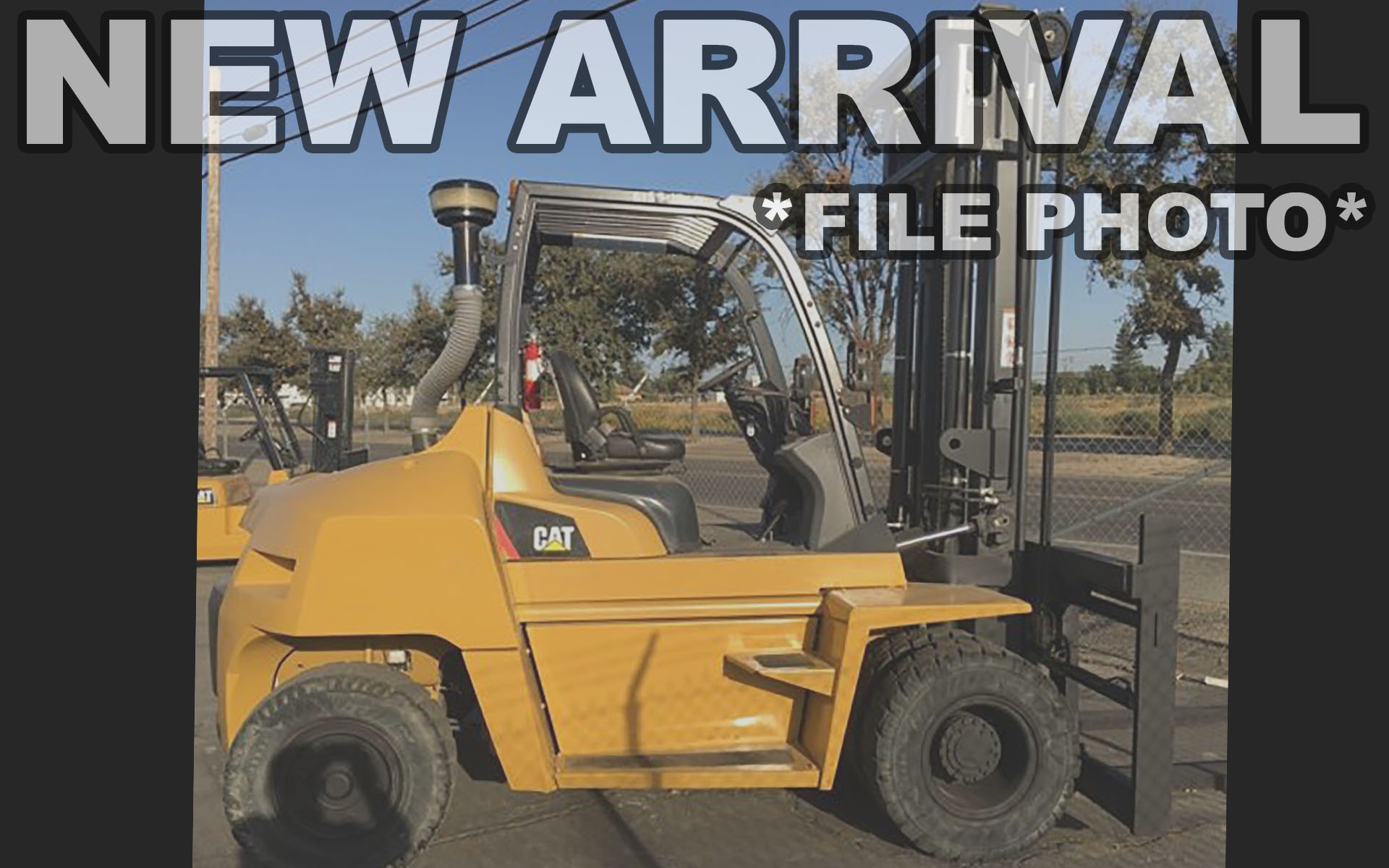 Used 2018 CATERPILLAR DP70N  | Cary, IL