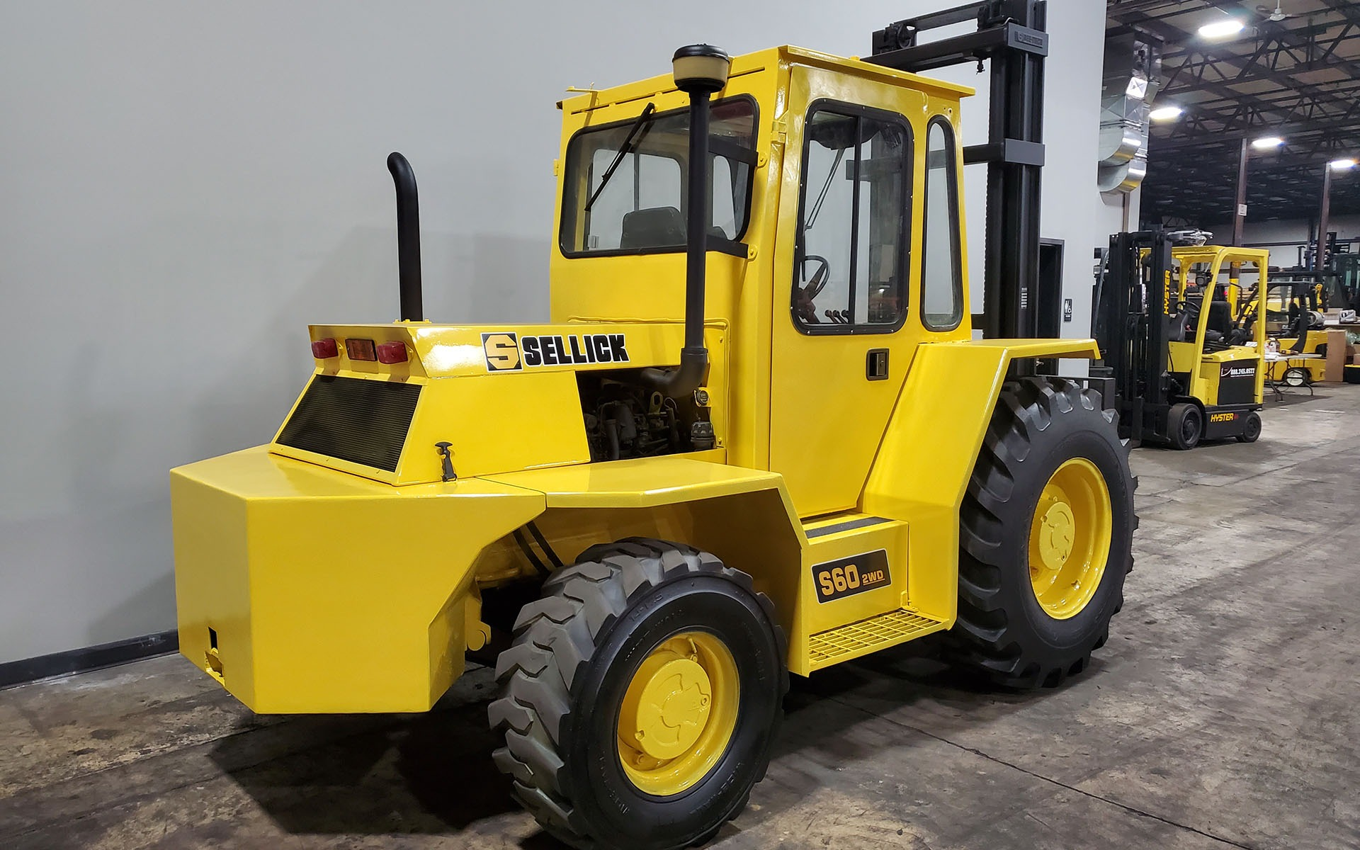 Used 2003 SELLICK SD60  | Cary, IL