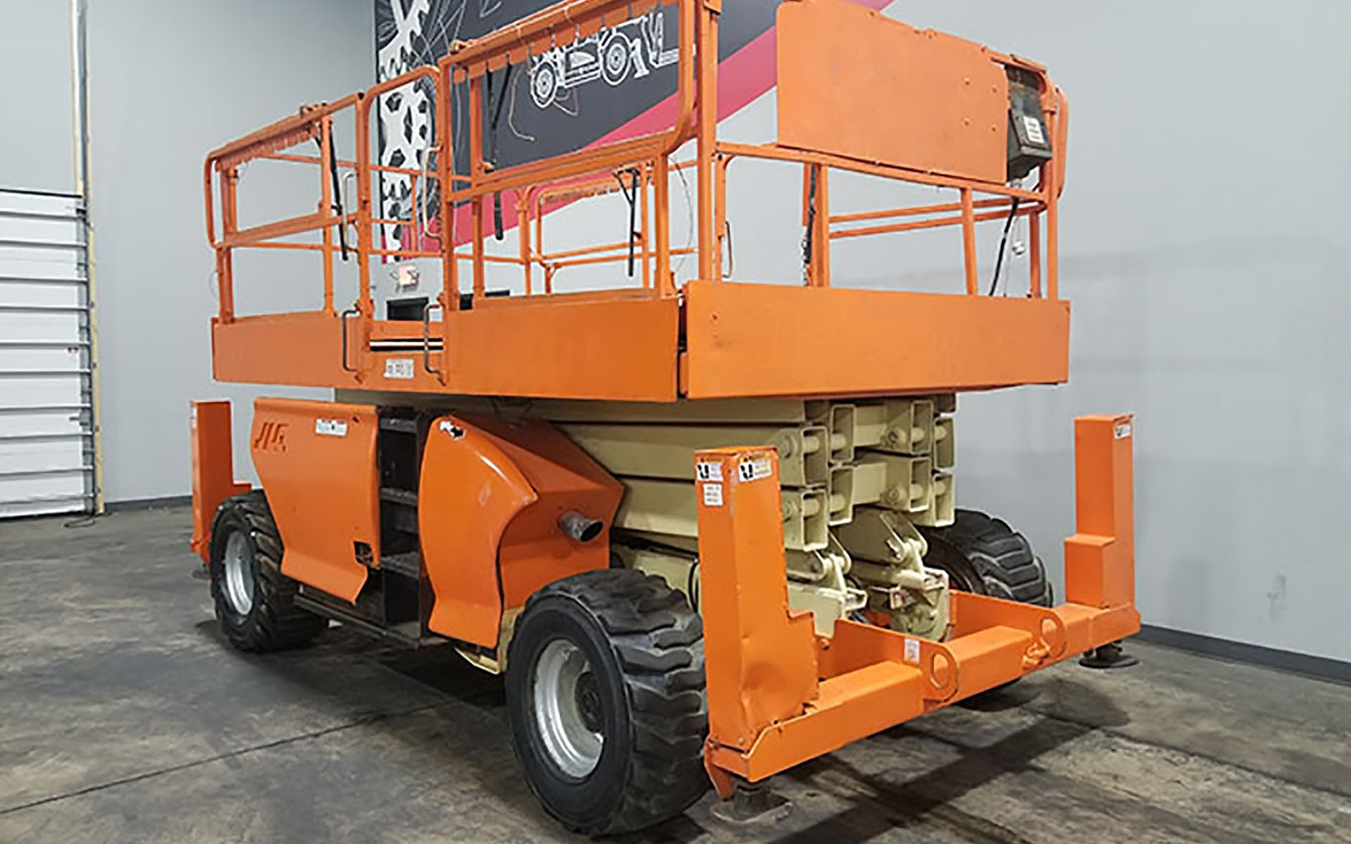 Used 2011 JLG 3394RT  | Cary, IL