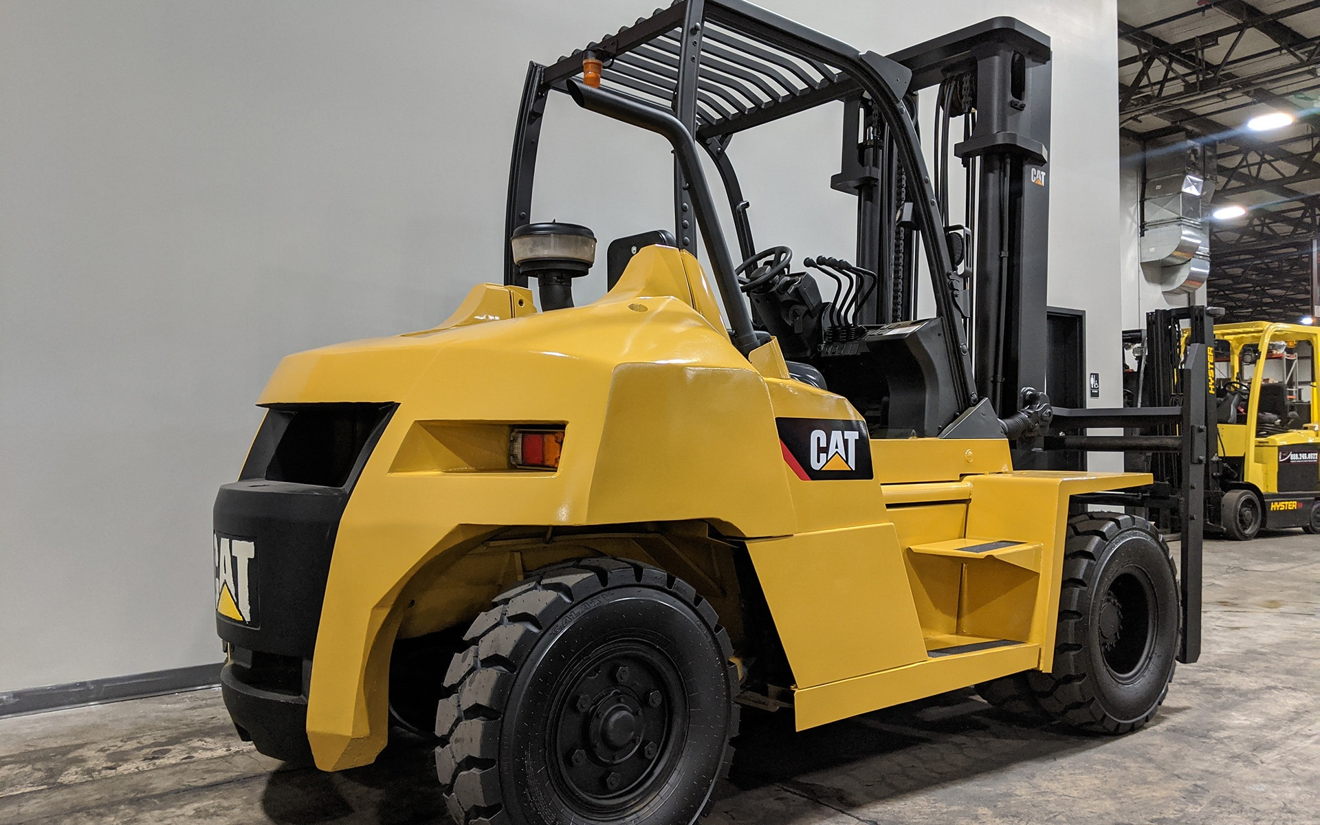Used 2018 CATERPILLAR DP70N1  | Cary, IL