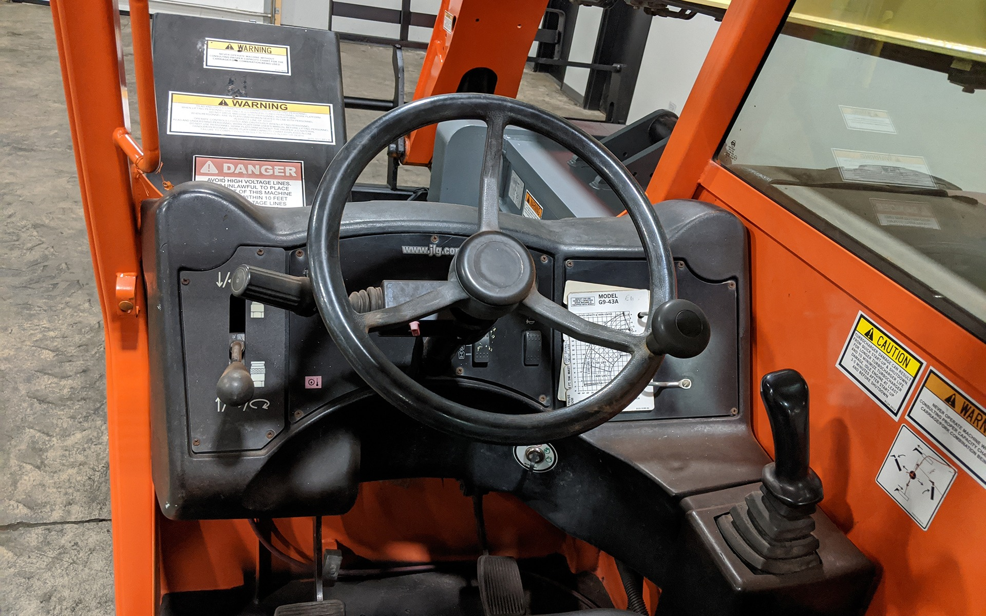 Used 2007 JLG G9-43A  | Cary, IL