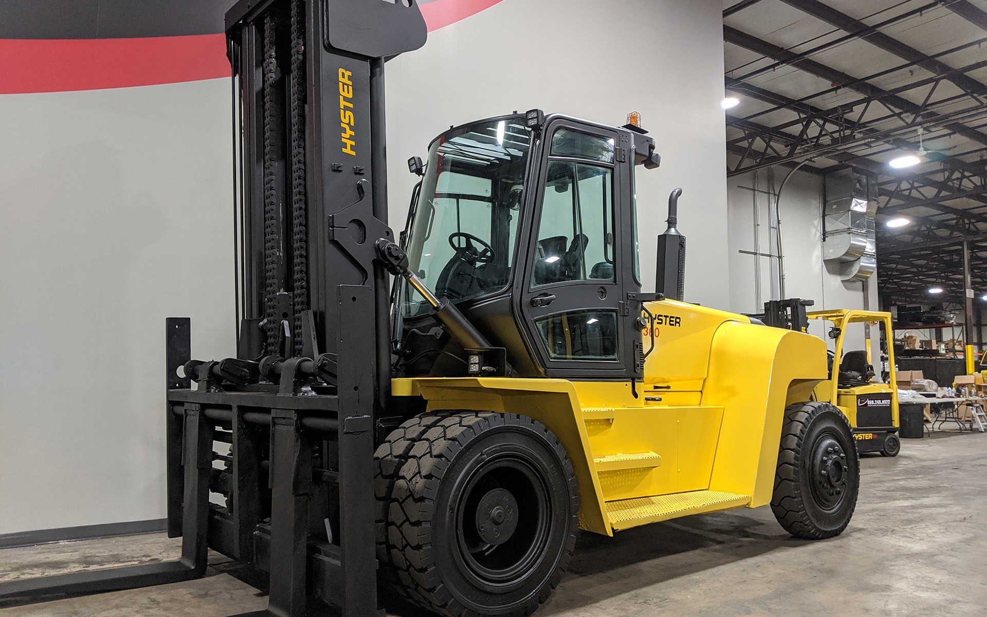 Used 2014 HYSTER H360HD  | Cary, IL
