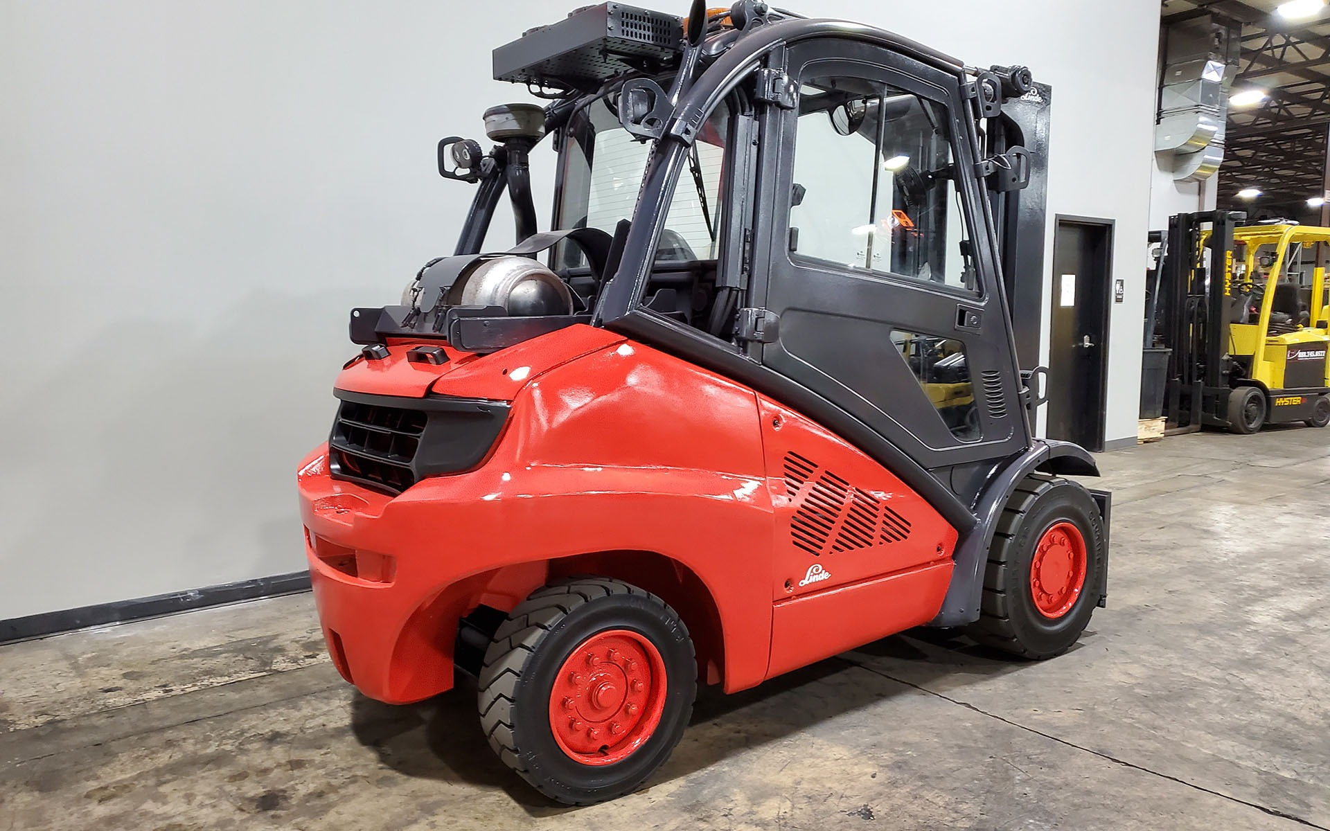 Used 2015 LINDE H50T  | Cary, IL