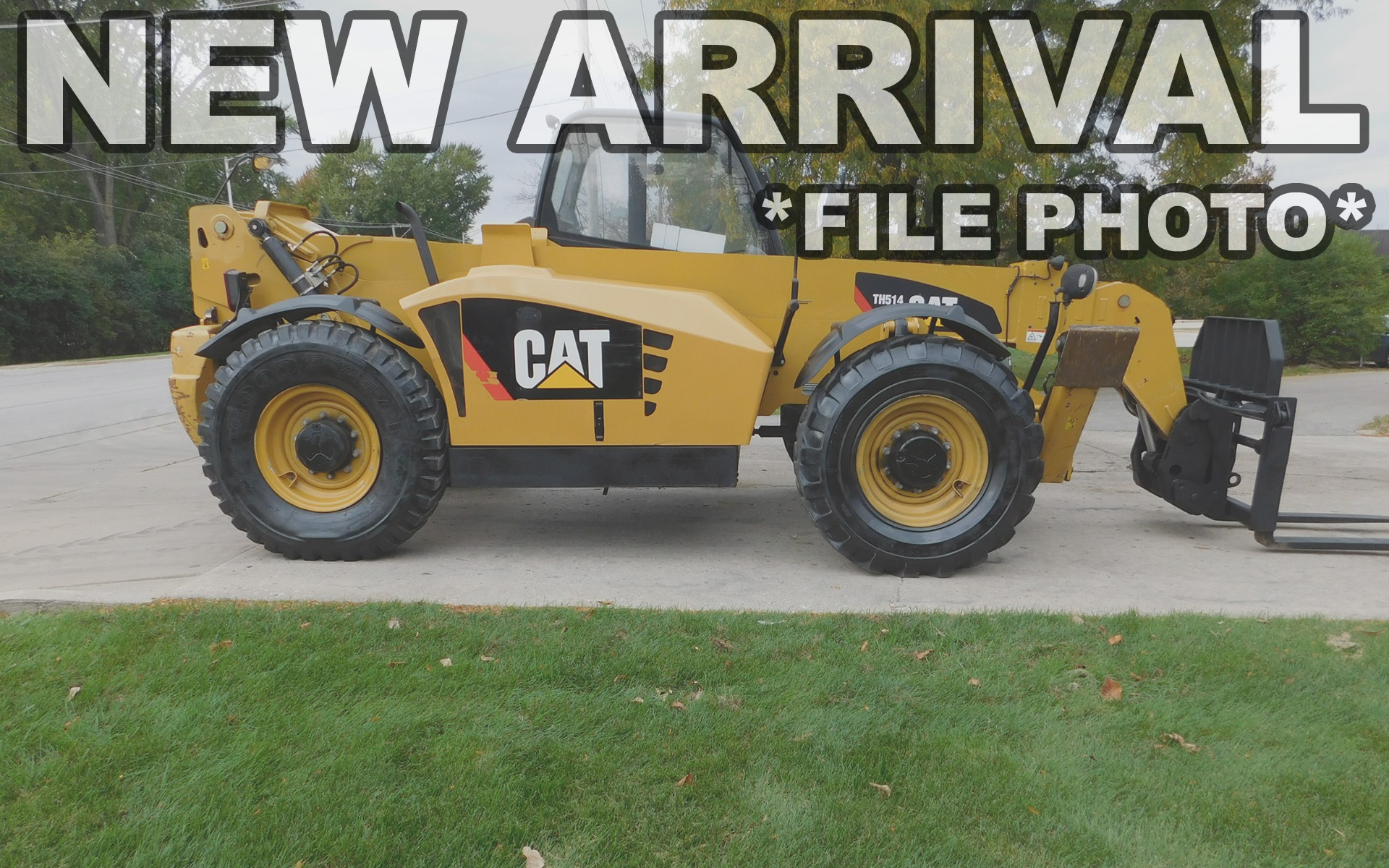 Used 2011 CATERPILLAR TH514  | Cary, IL