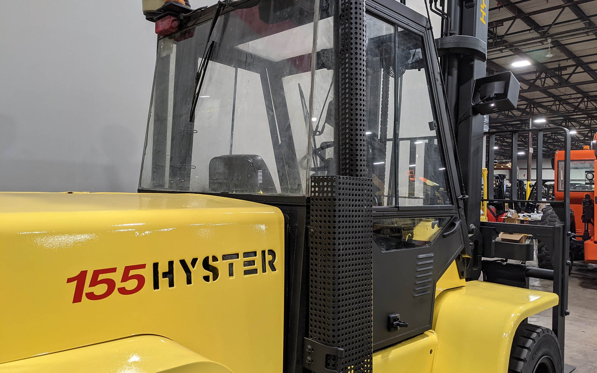 Used 2005 HYSTER H155XL  | Cary, IL