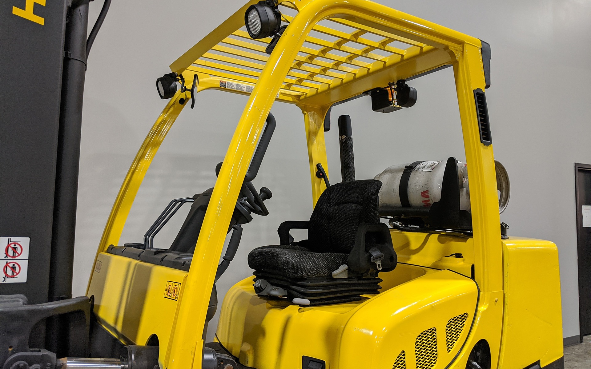 Used 2008 HYSTER S155FT    Cary, IL