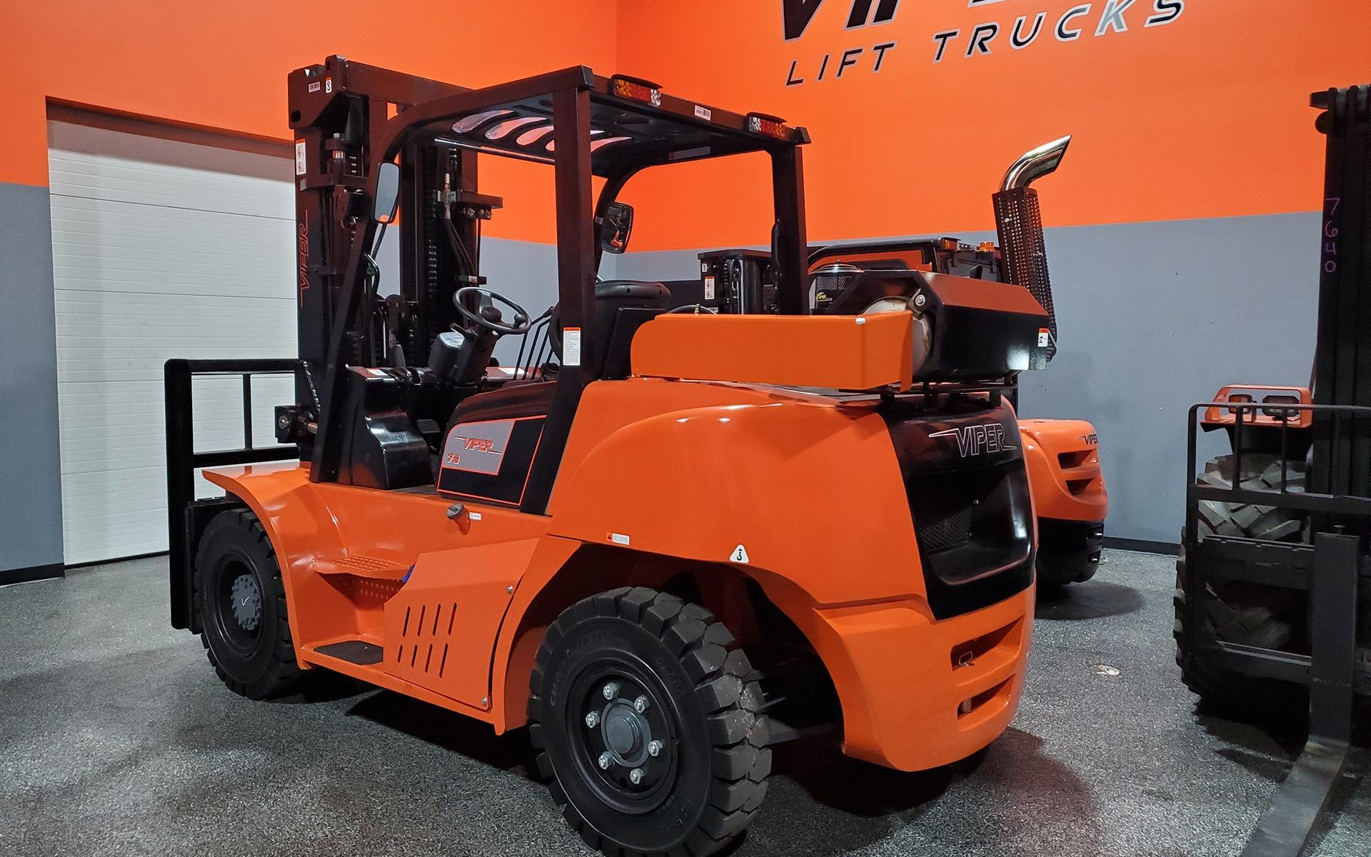 New 2021 VIPER FD70  | Cary, IL