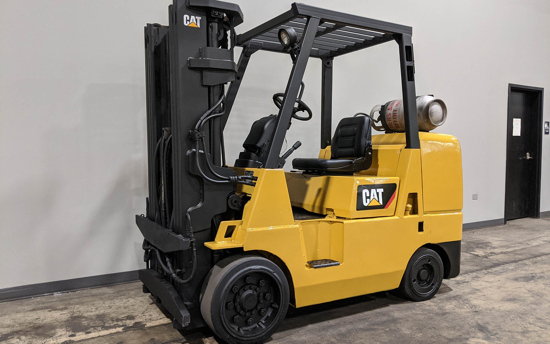 Used 2000 CATERPILLAR GC45K-SWB  | Cary, IL