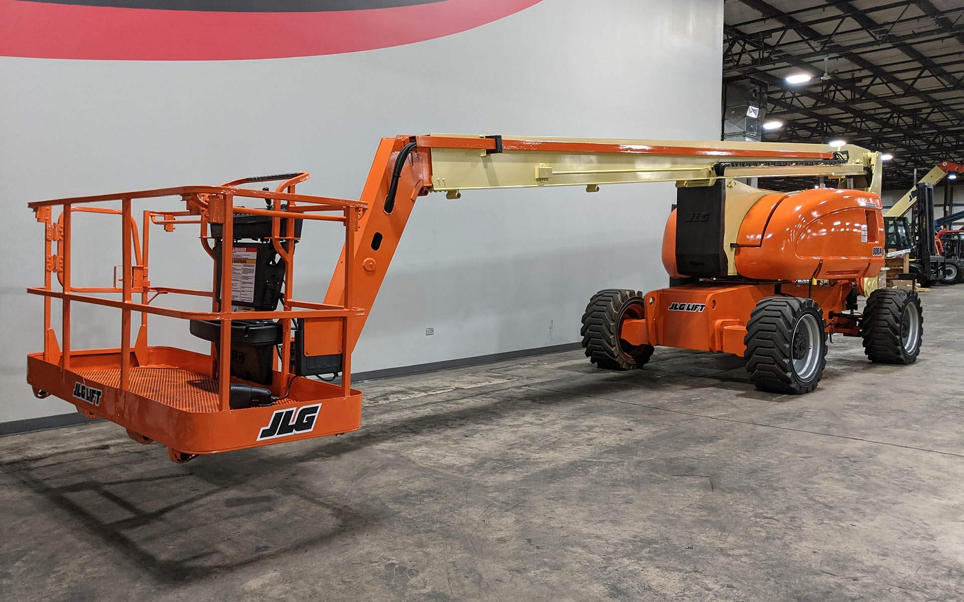 Used 2005 JLG 800A  | Cary, IL
