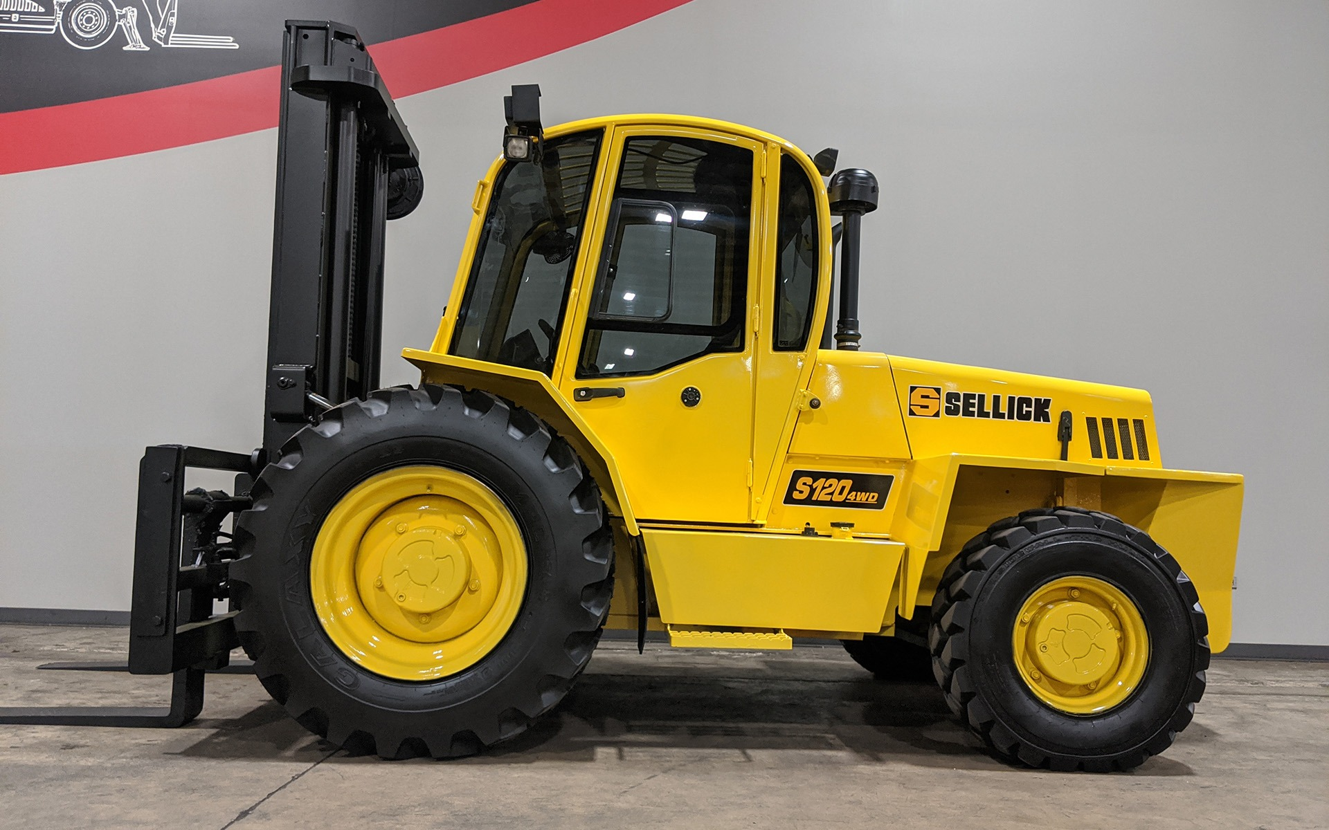 Used 2012 SELLICK S120  | Cary, IL