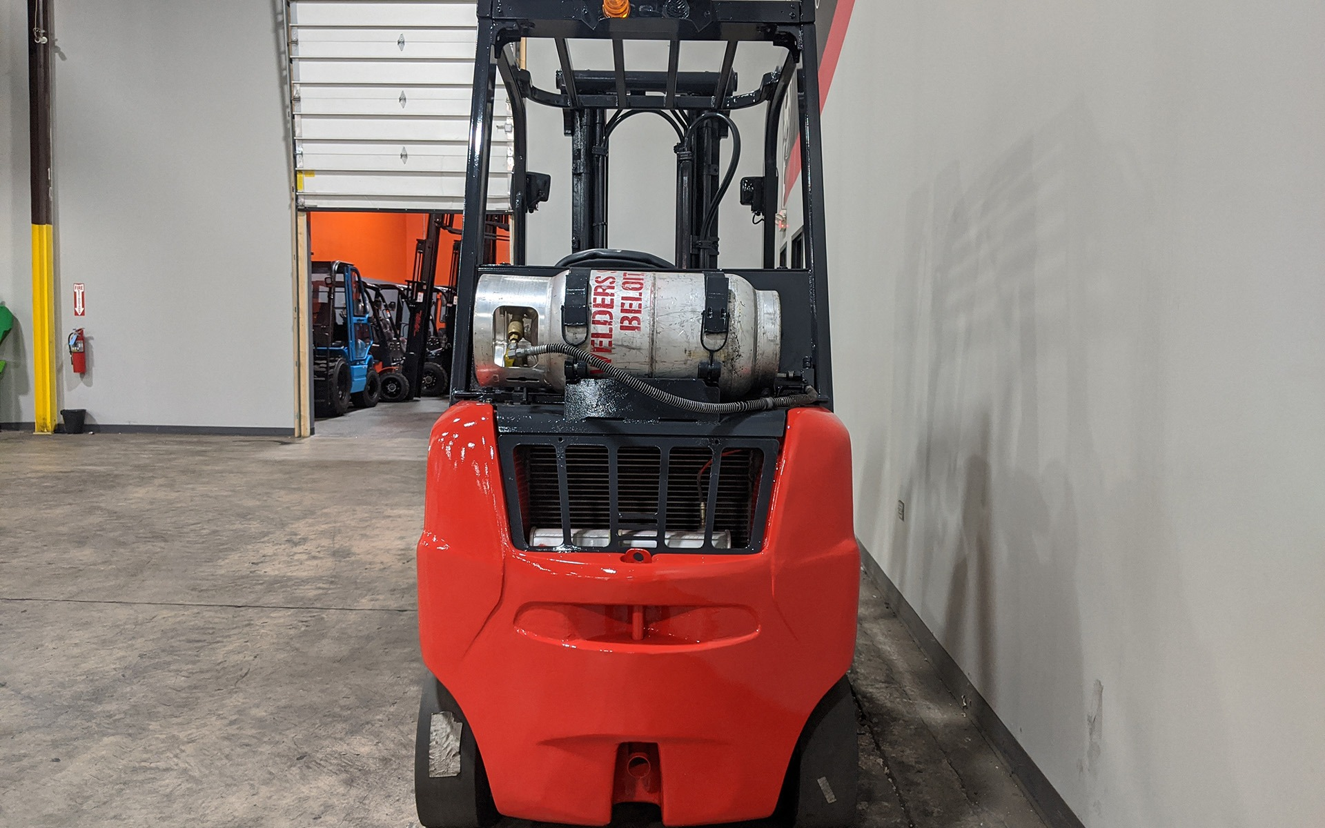 Used 2013 LINDE H25CT  | Cary, IL