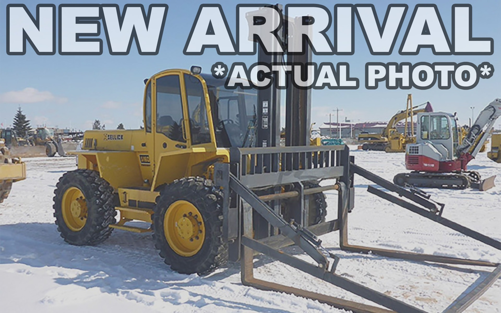 Used 2008 SELLICK S160    Cary, IL