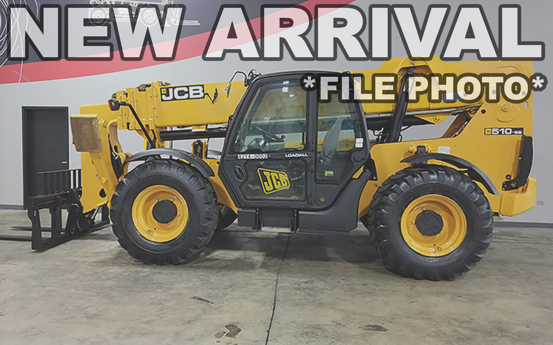Used 2011 JCB 510-56  | Cary, IL