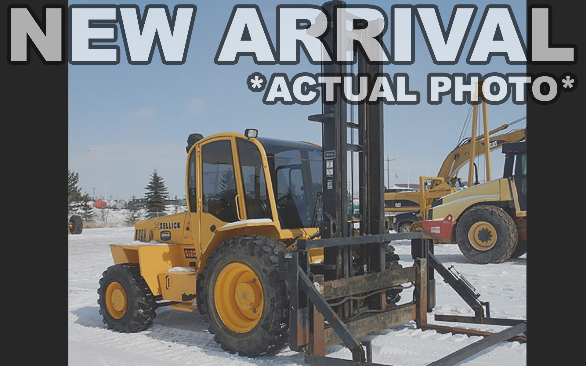 Used 2008 SELLICK S120  | Cary, IL