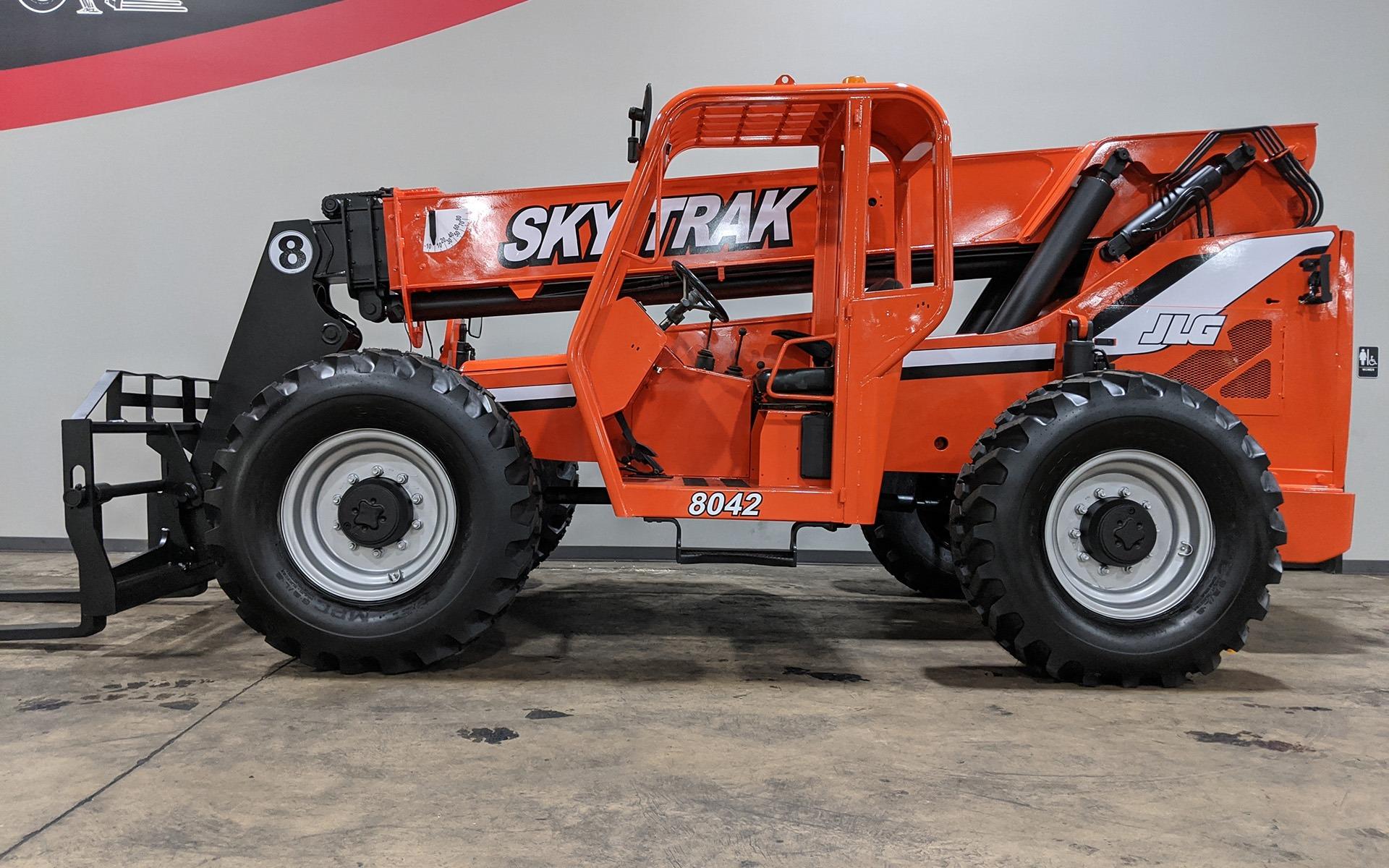Used 2014 SKYTRAK 8042  | Cary, IL
