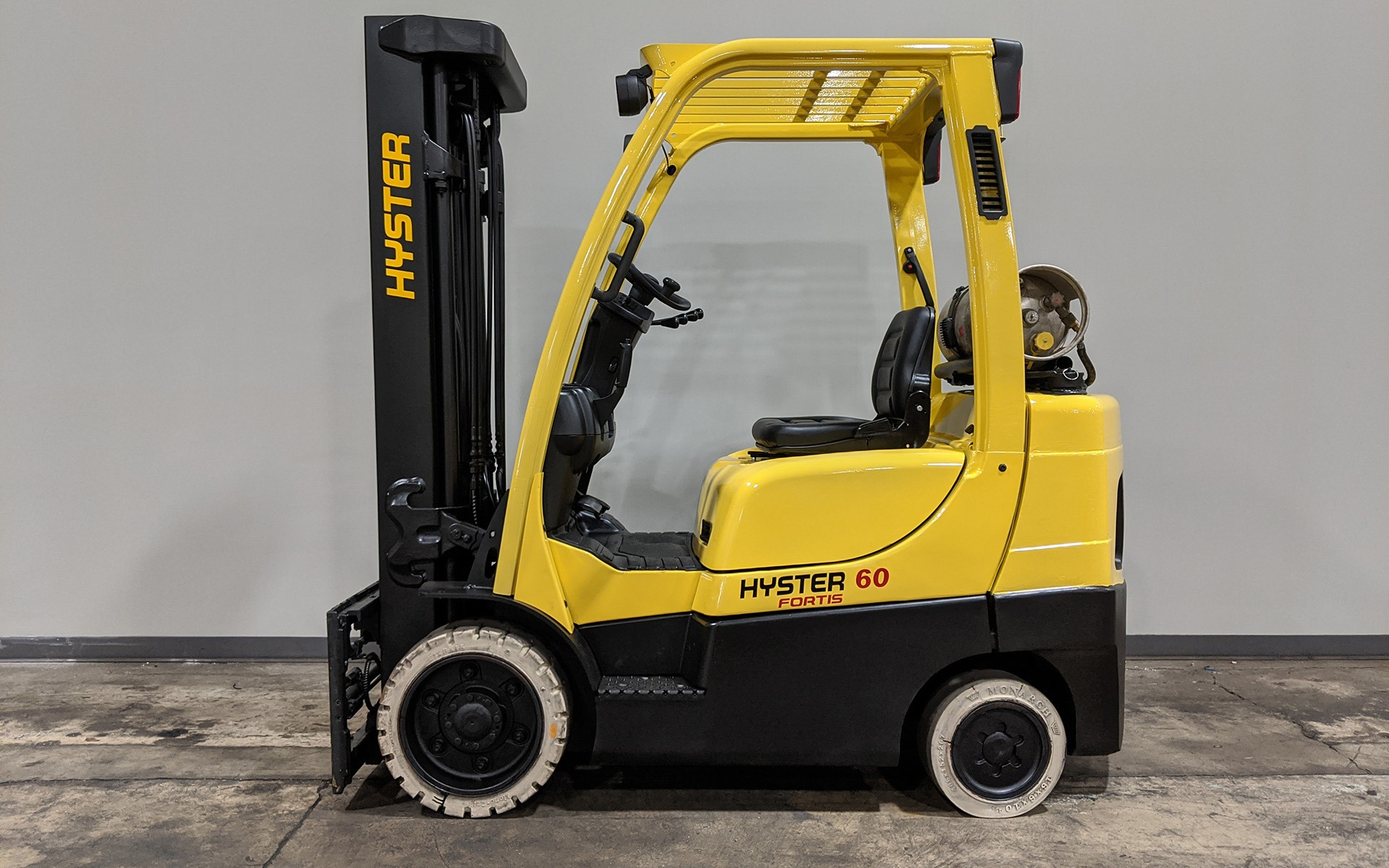 Used 2015 HYSTER S60FT  | Cary, IL