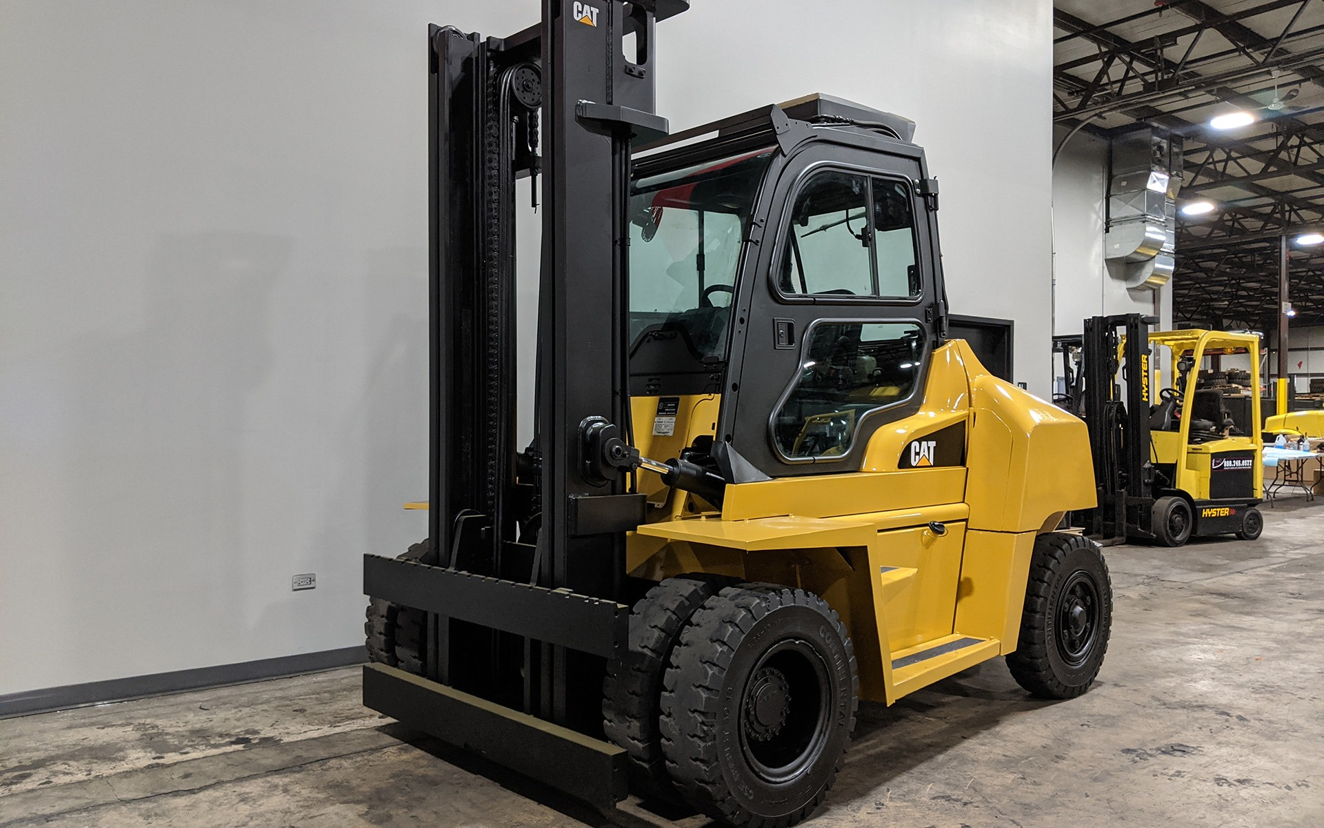 Used 2014 CATERPILLAR DP70N  | Cary, IL