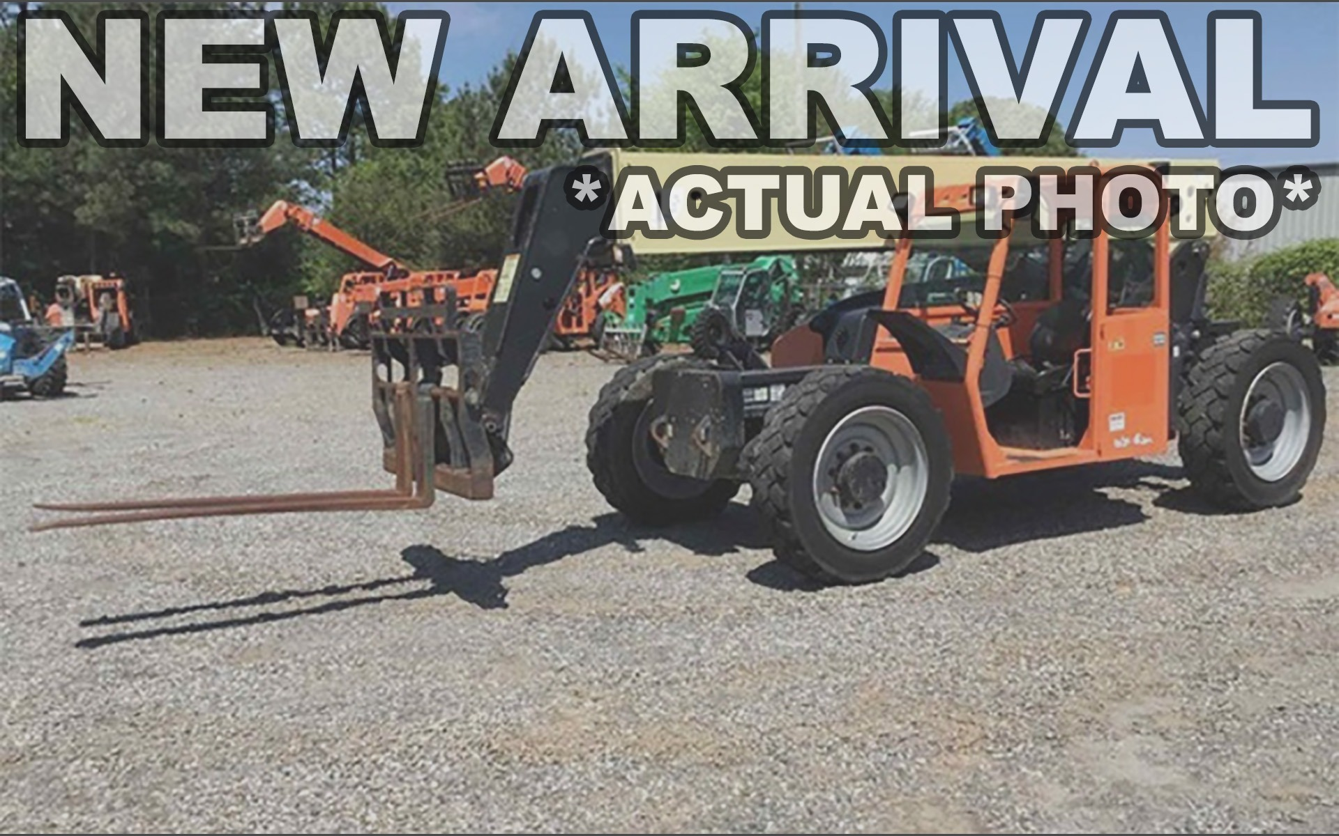 Used 2015 JLG G9-43A  | Cary, IL