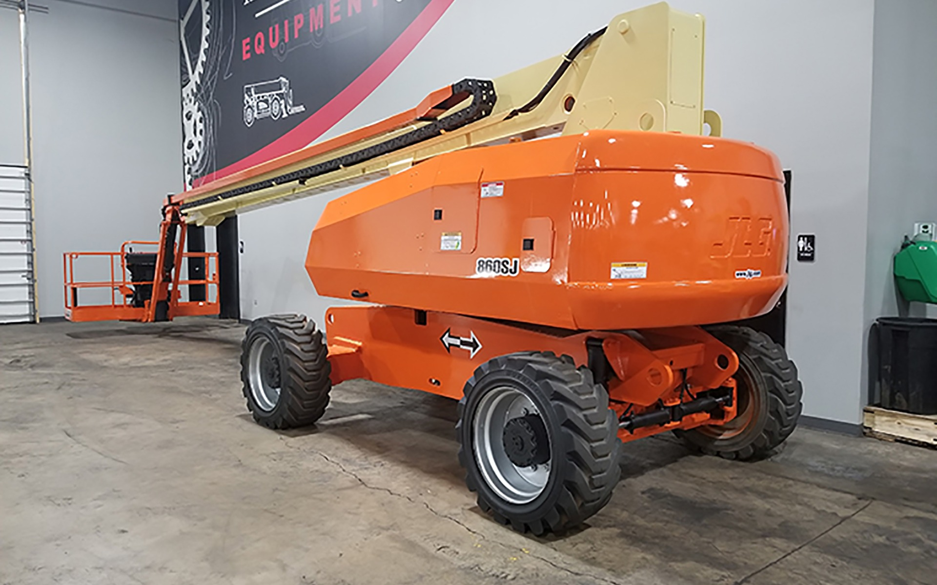 Used 2010 JLG 860SJ  | Cary, IL