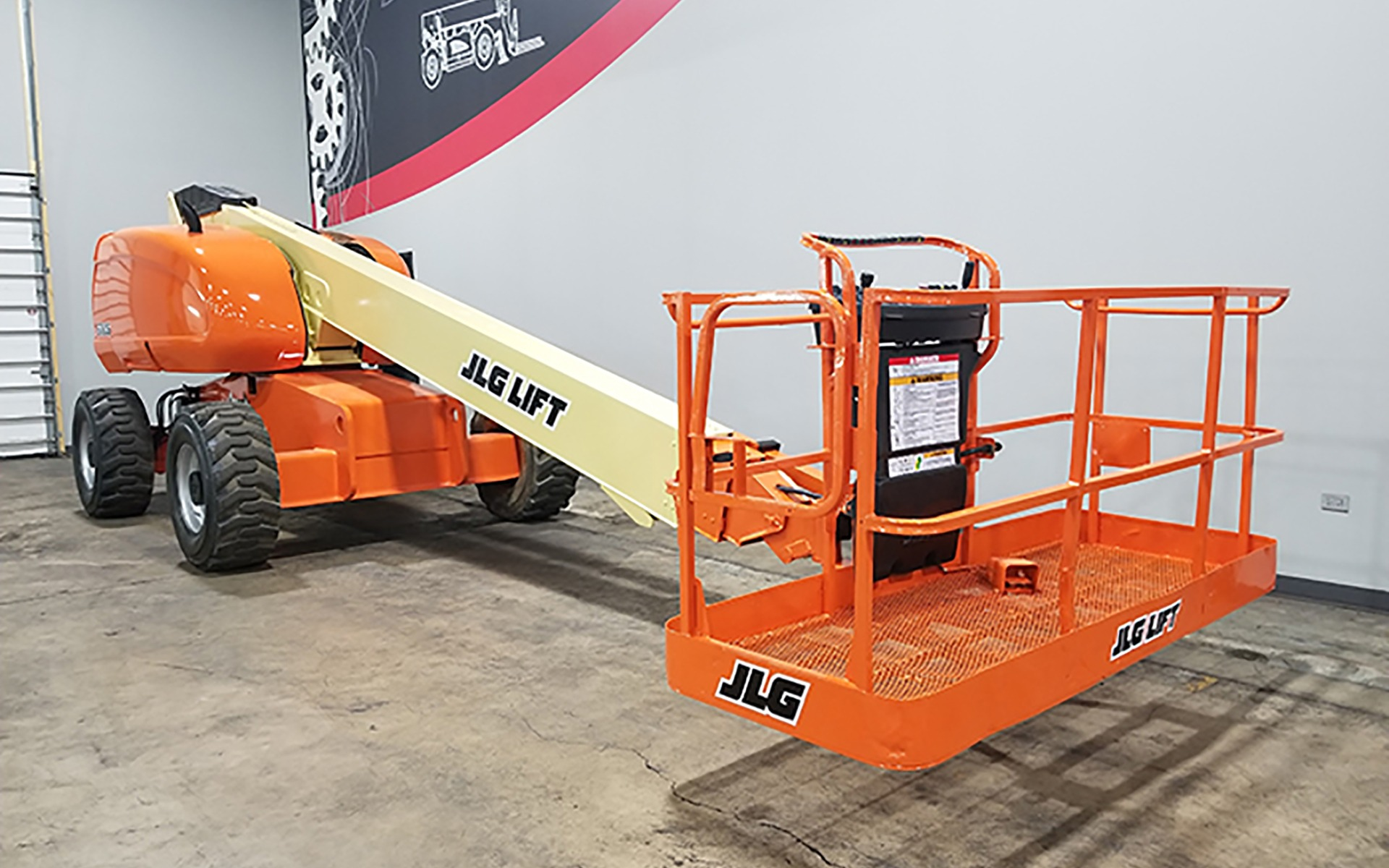 Used 2004 JLG 600S  | Cary, IL