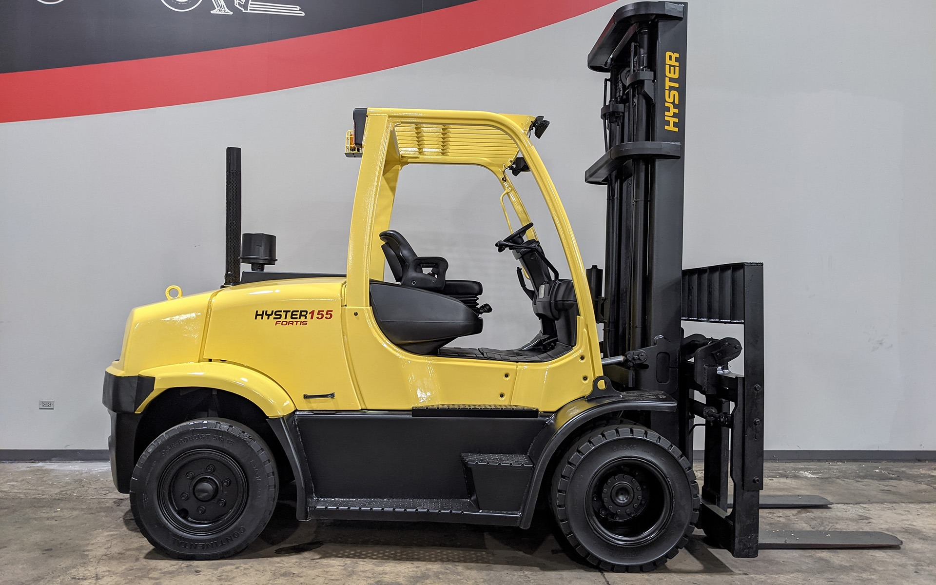 Used 2014 HYSTER H155FT    Cary, IL
