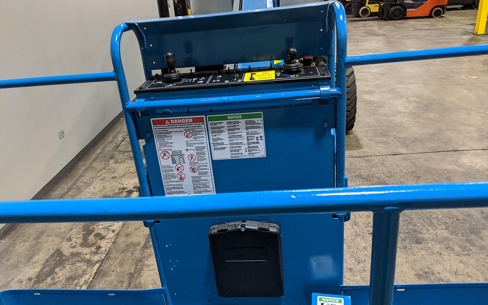 Used 2012 GENIE S60X  | Cary, IL